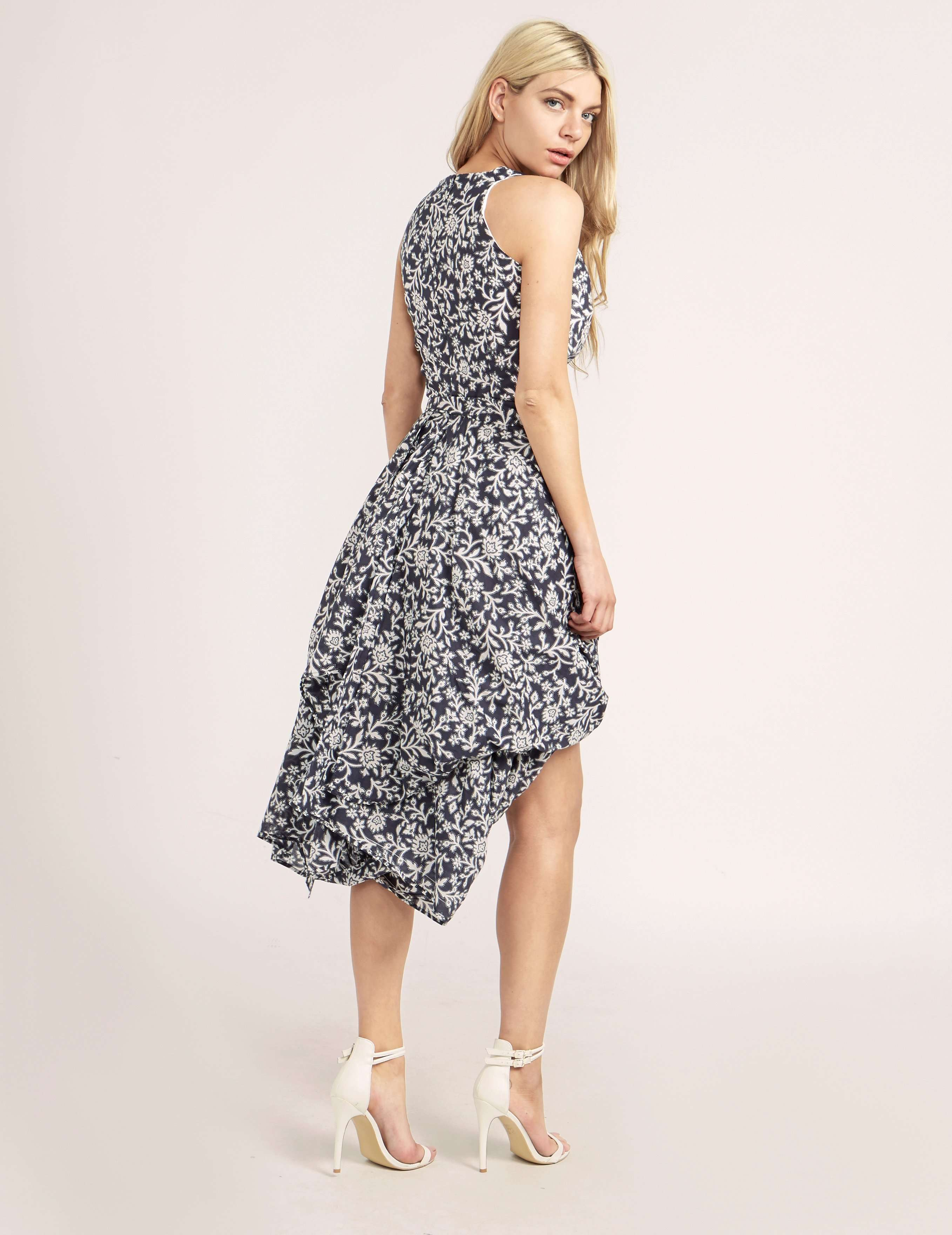 Vivienne Westwood Bandana Flower Eight Dress