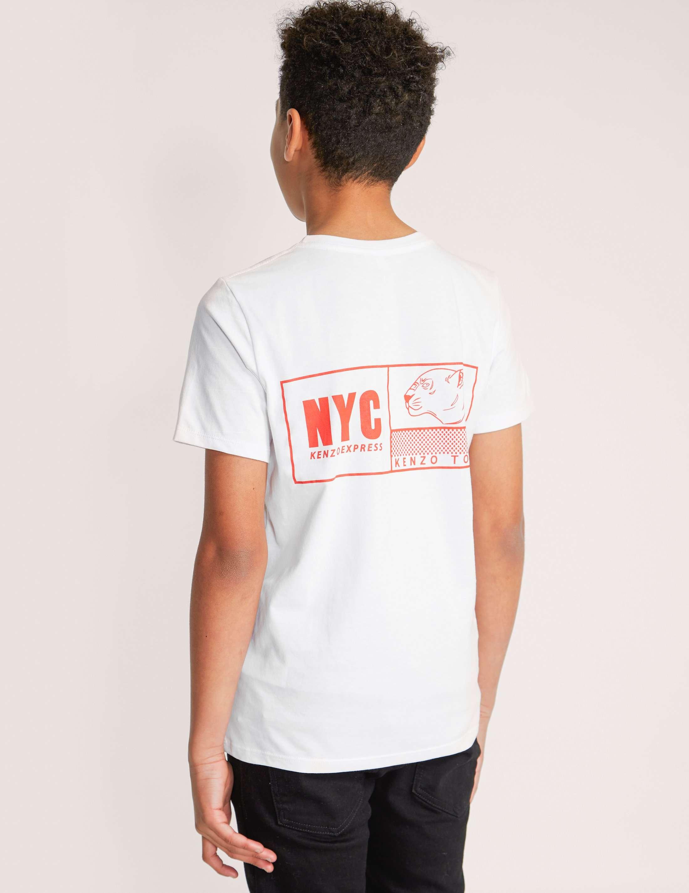 KENZO Tiger Box T-Shirt
