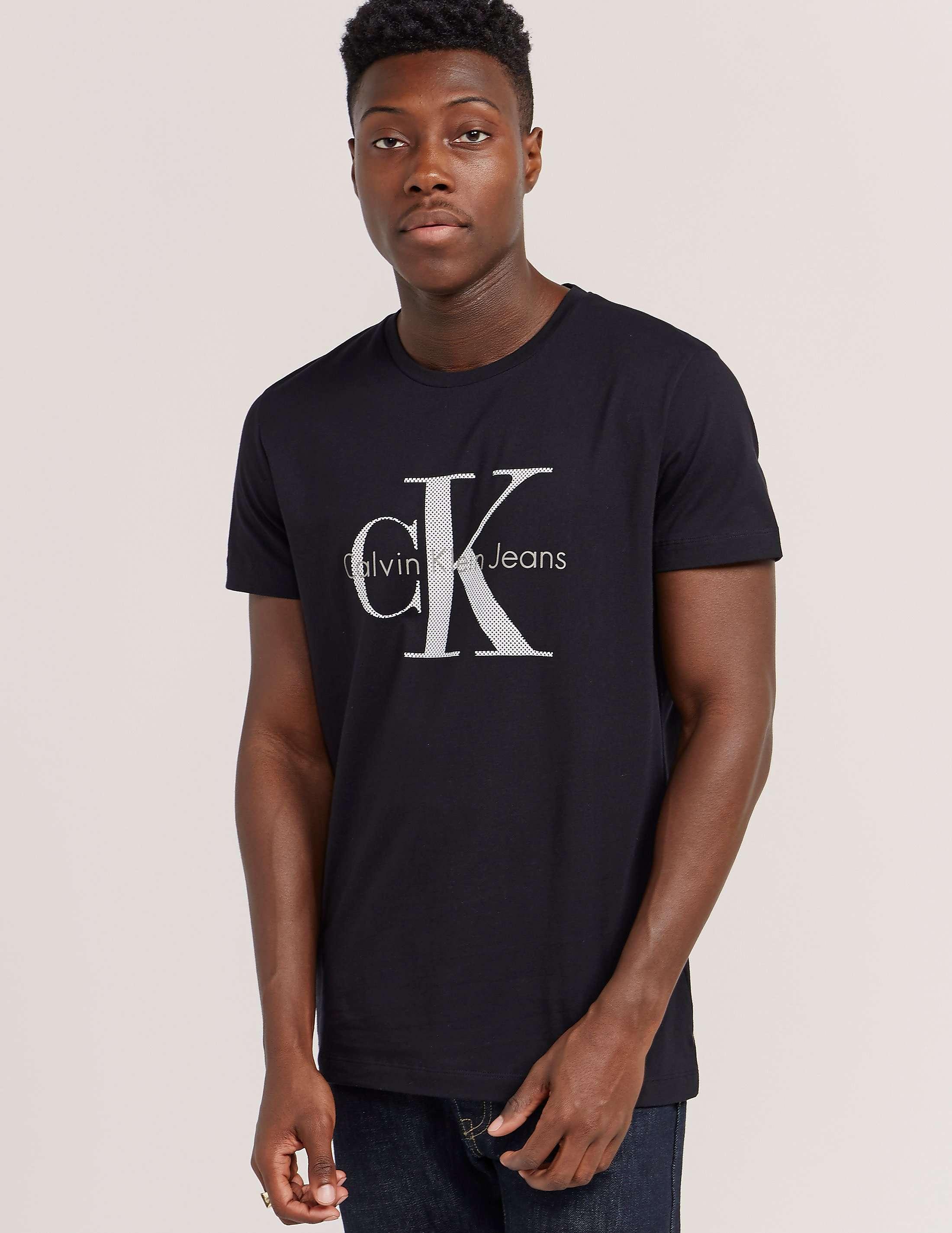 Black t shirt calvin klein - Black T Shirt Calvin Klein 27