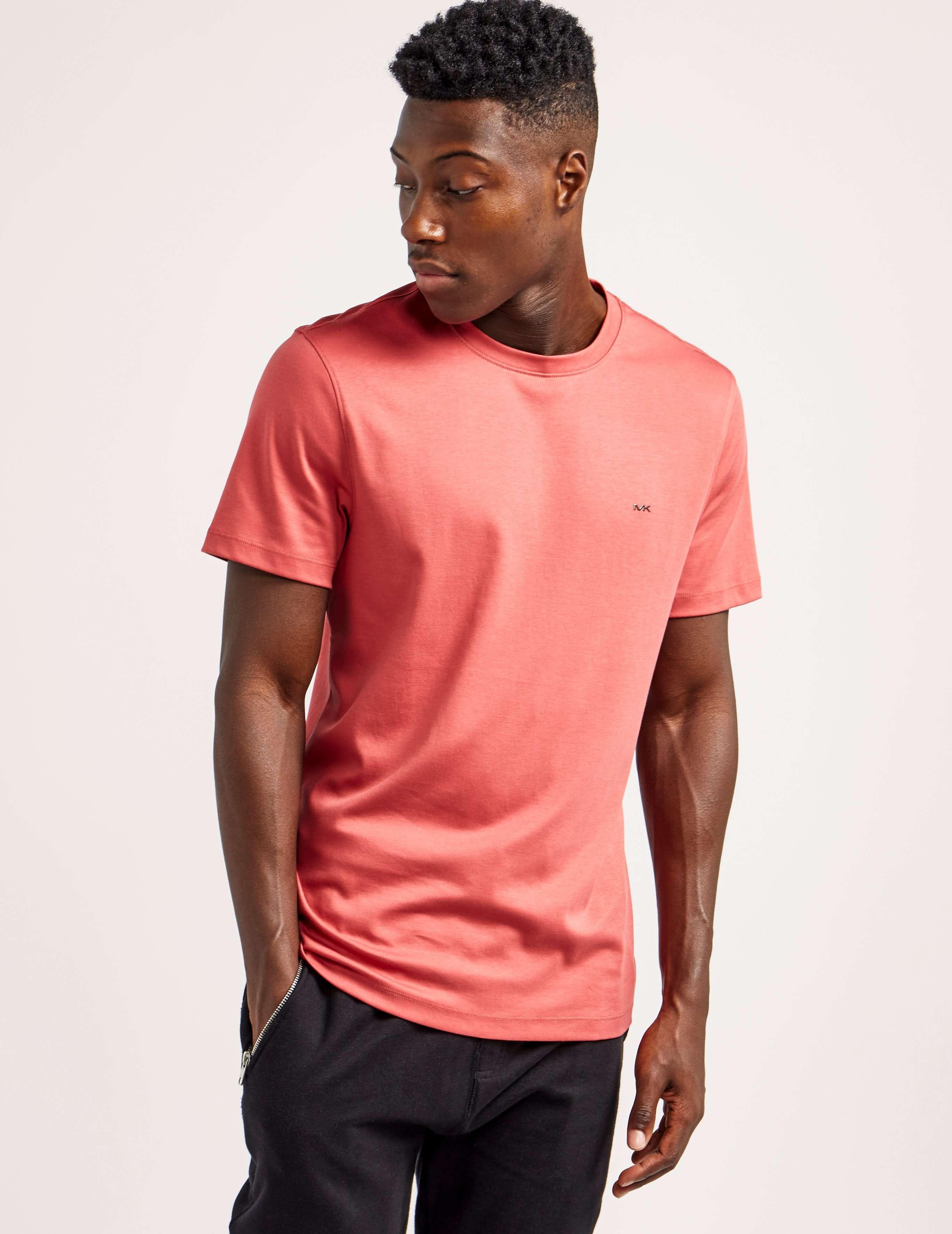 Michael Kors Short Sleeve Sleek T-Shirt