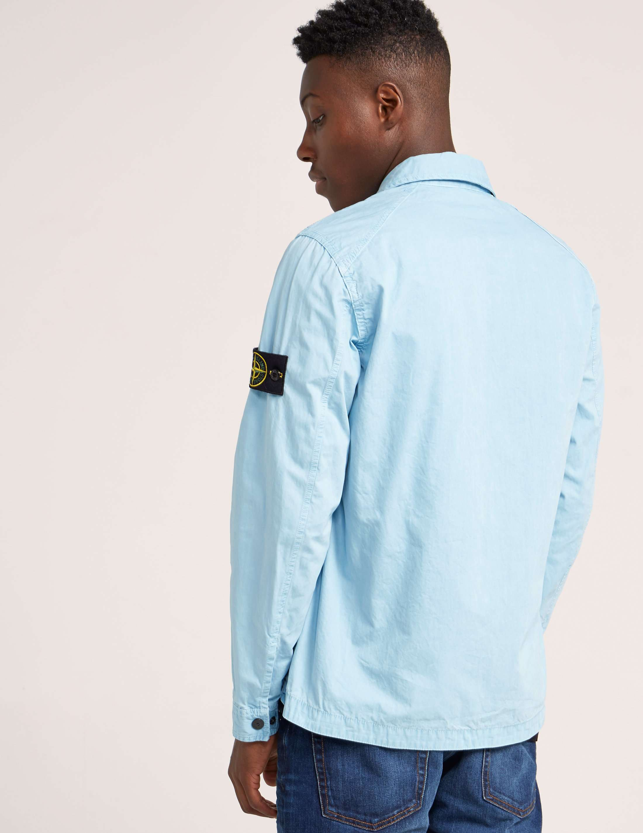 Stone Island Chest Pocket Overshirt