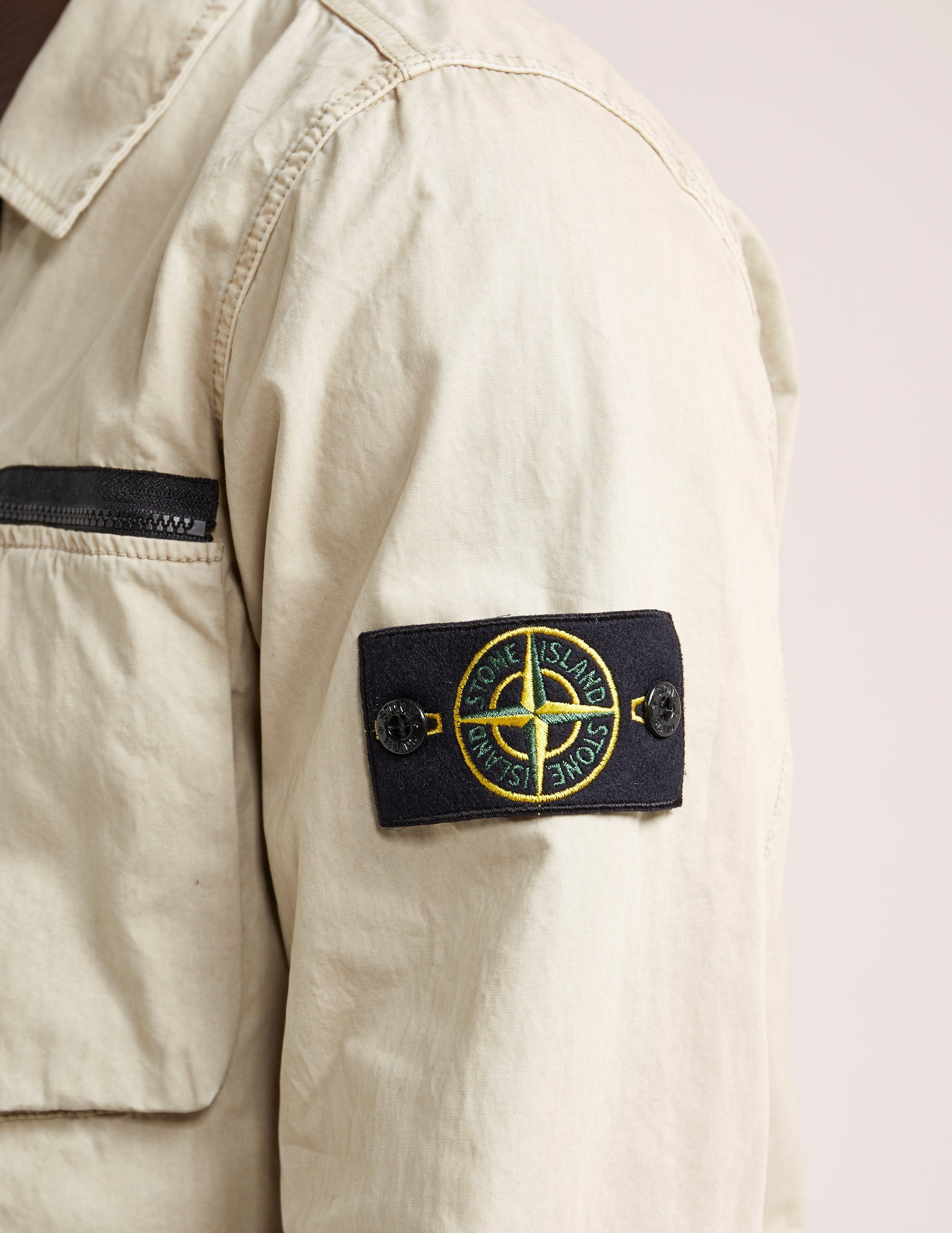 Stone Island Chest Pocket Overshirt