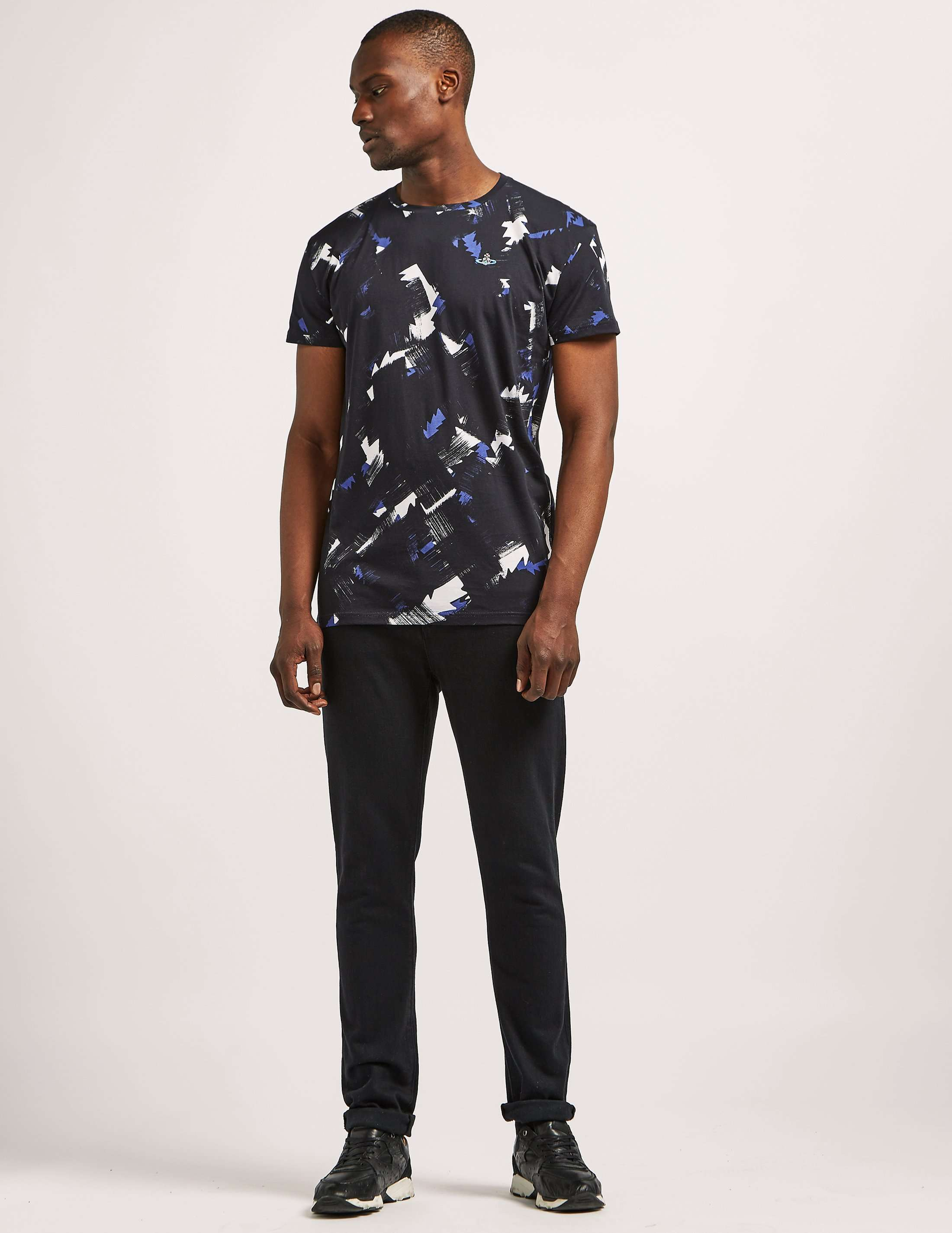 Vivienne Westwood Squiggle Short Sleeve T-Shirt