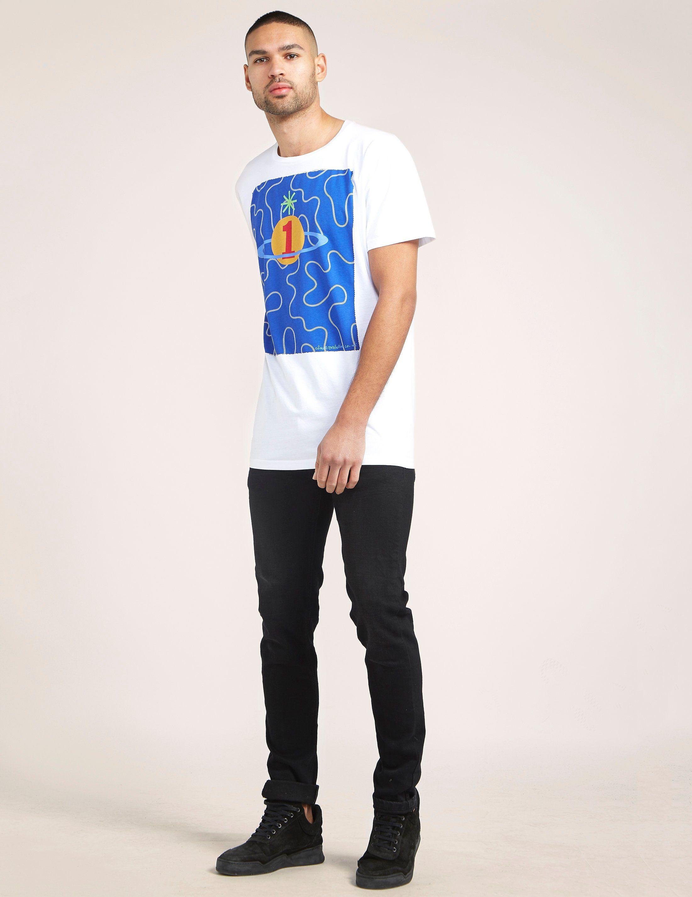 Vivienne Westwood Squiggle Orb Short Sleeve T-Shirt