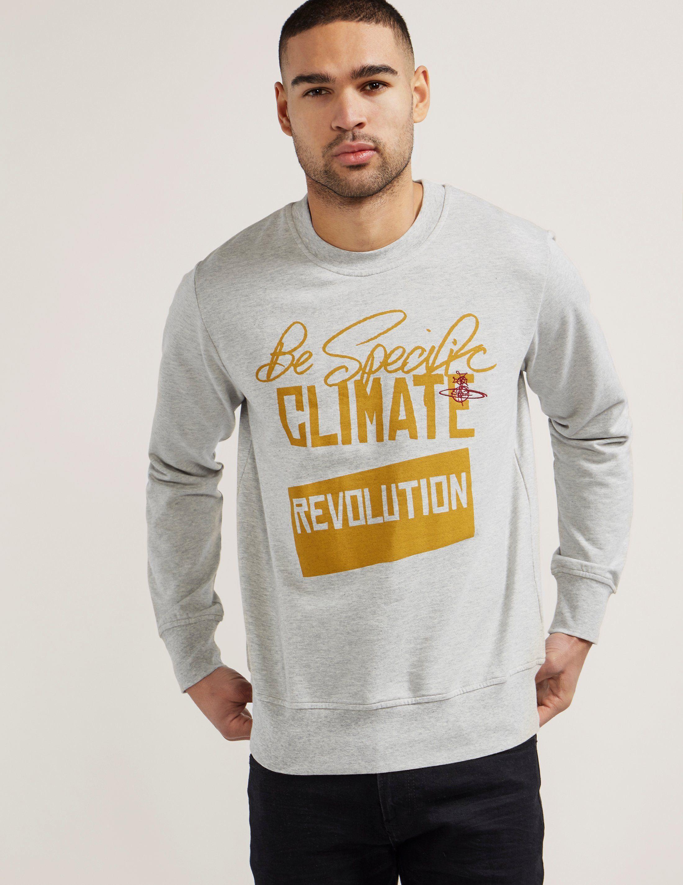 Vivienne Westwood Be Specific Sweatshirt