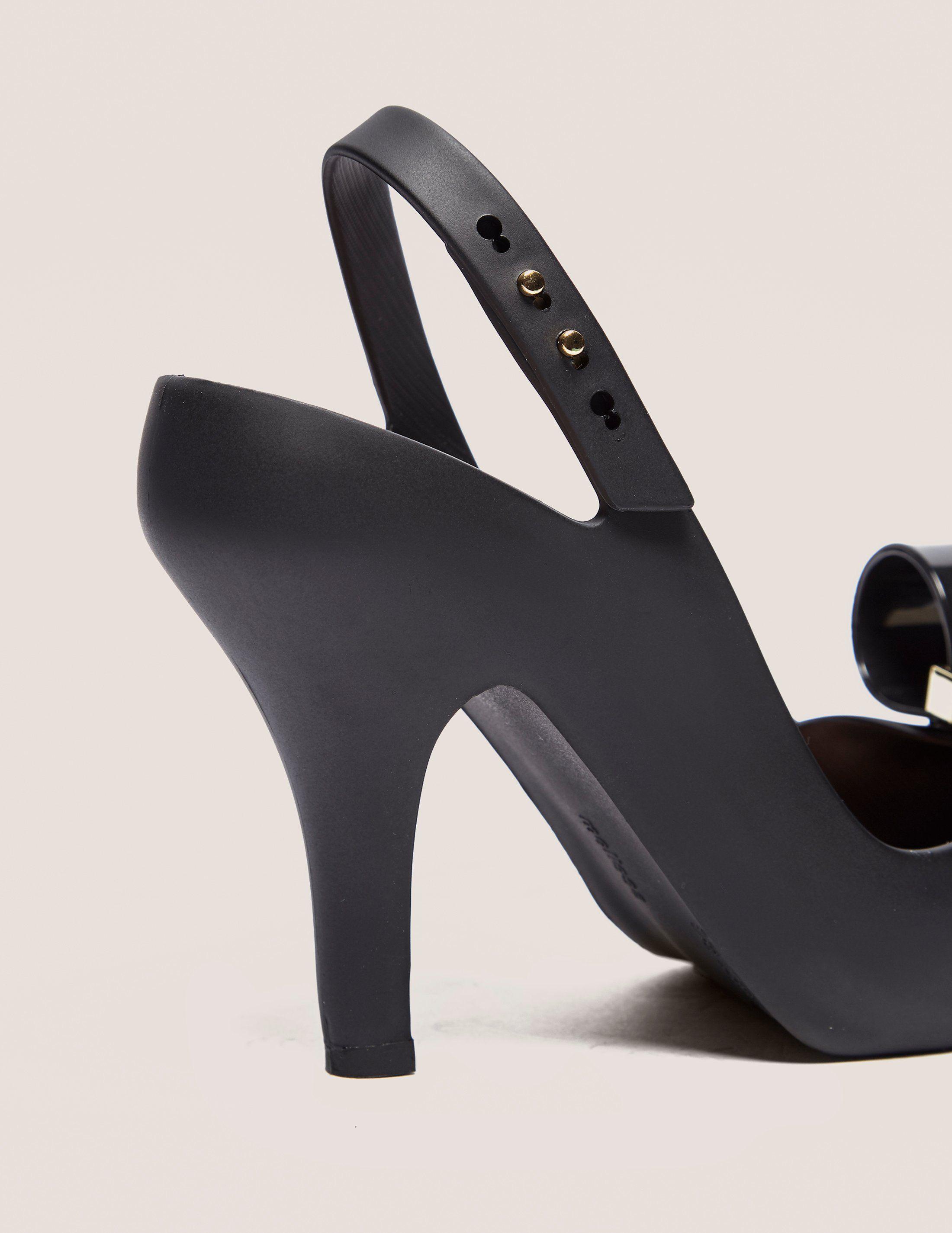 Melissa Dragon Bow Heel