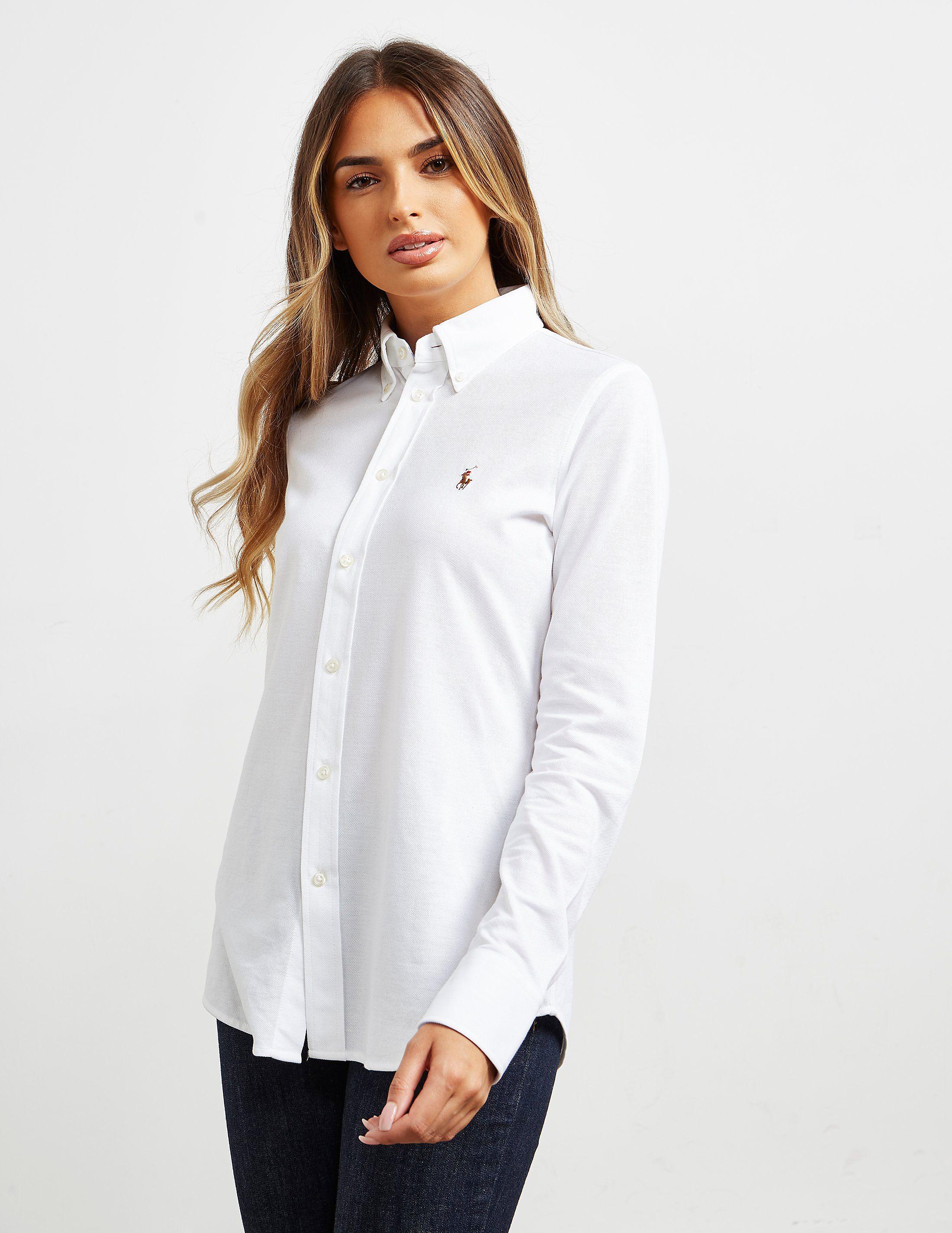 Polo Ralph Lauren Oxford Shirt Tessuti