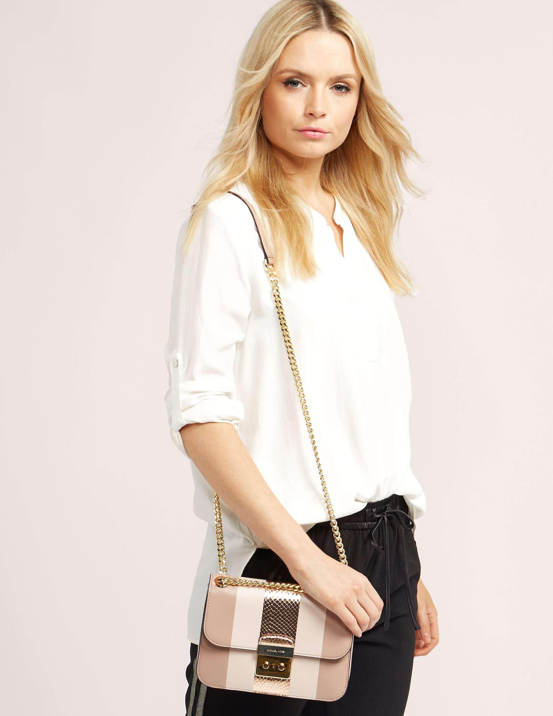 Michael Kors Sloan Editor Medium Shoulder Bag