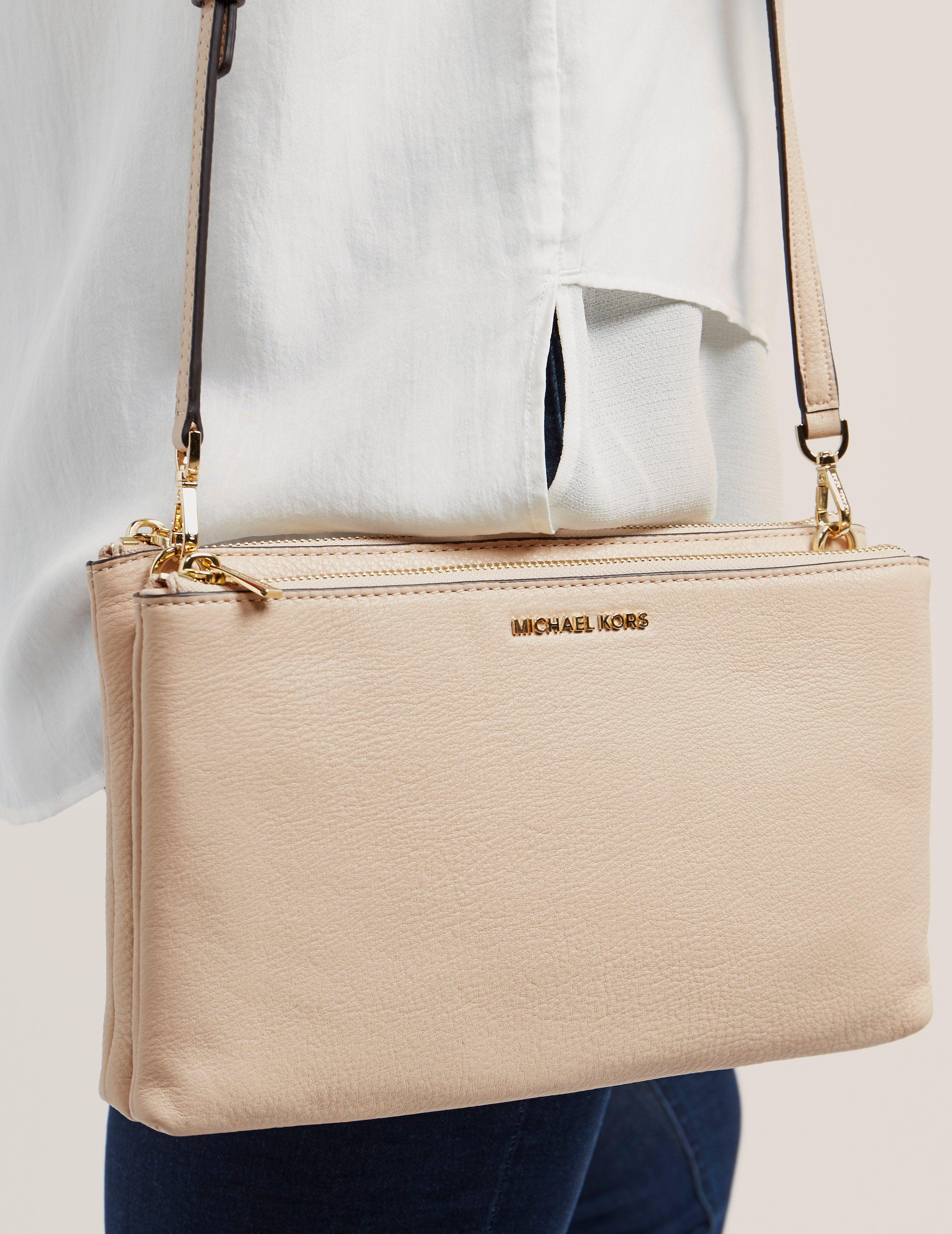 Michael Kors Adele Double Crossbody bag