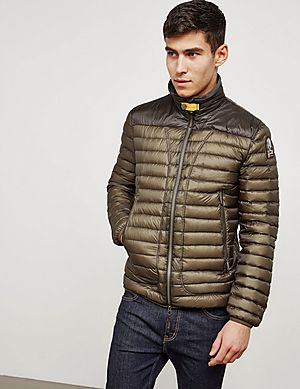 parajumpers thin jacket
