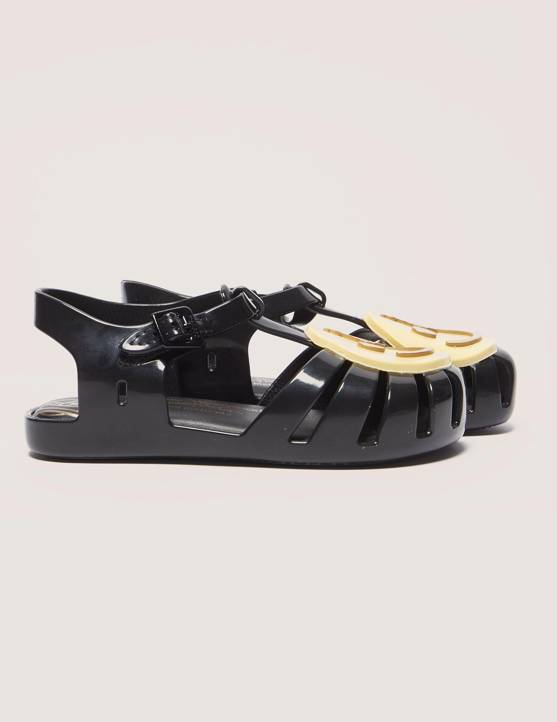 Melissa Mini Smile Sandals