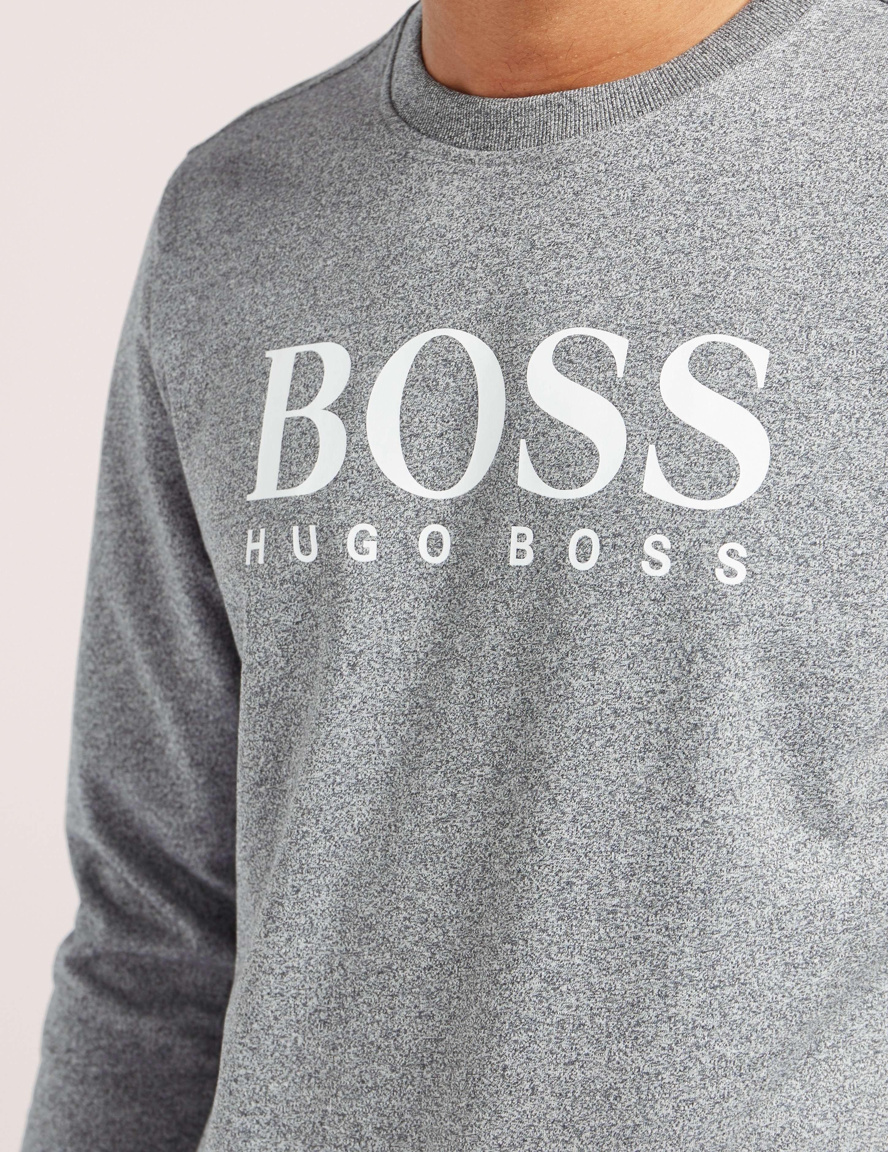 BOSS Heritage Logo Sweatshirt