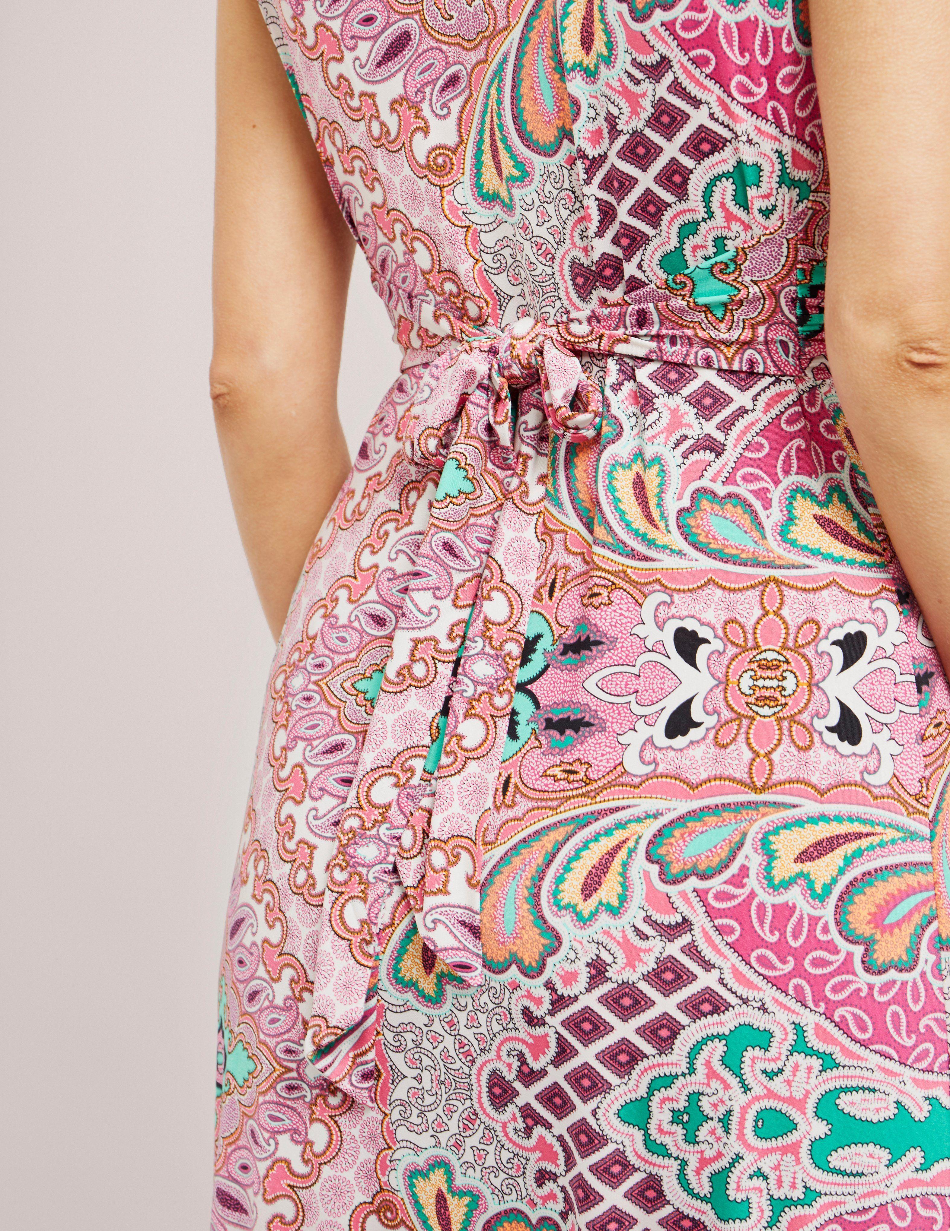 Ilse Jacobsen Paisley Maxi Dress