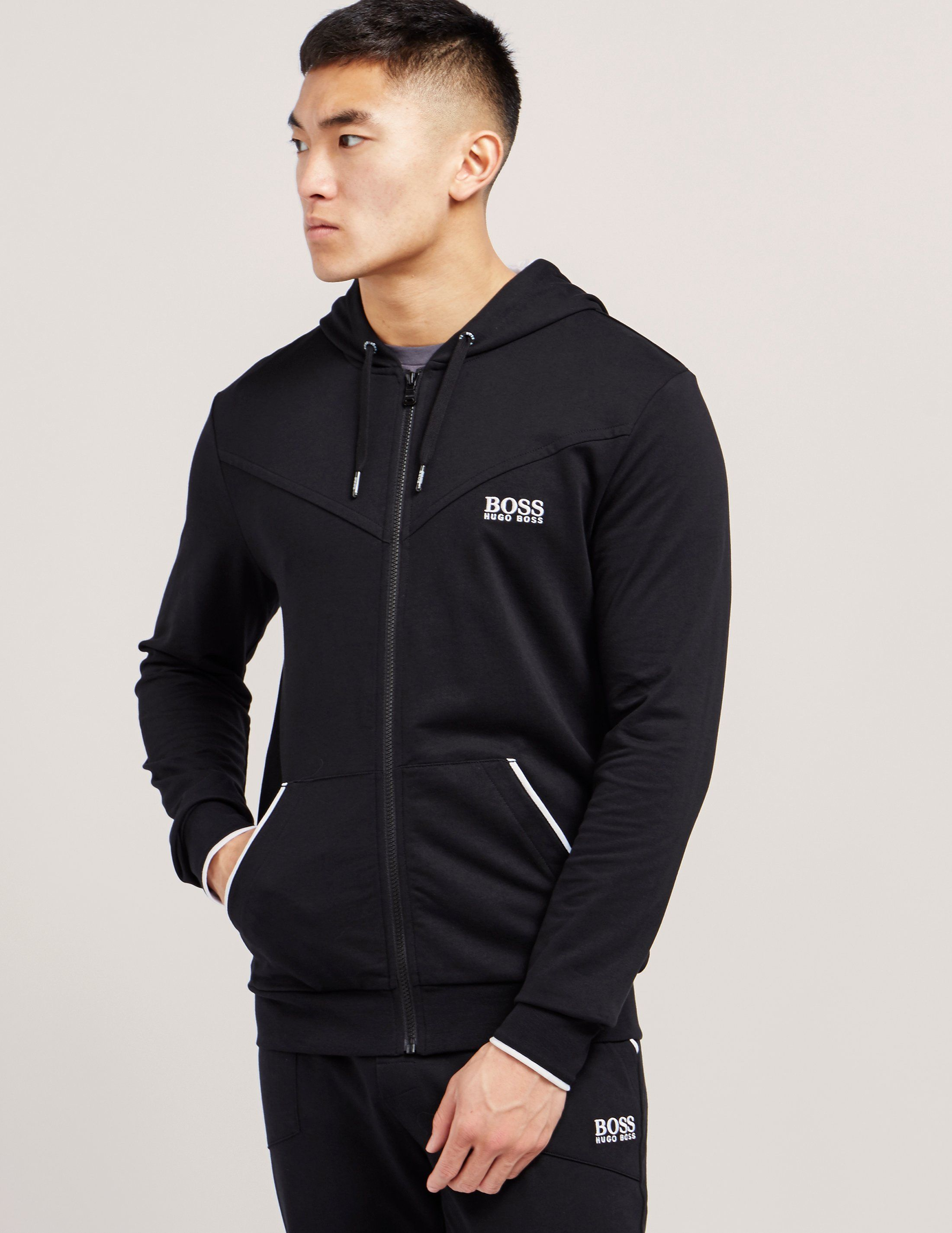 BOSS Full Zip Hoody