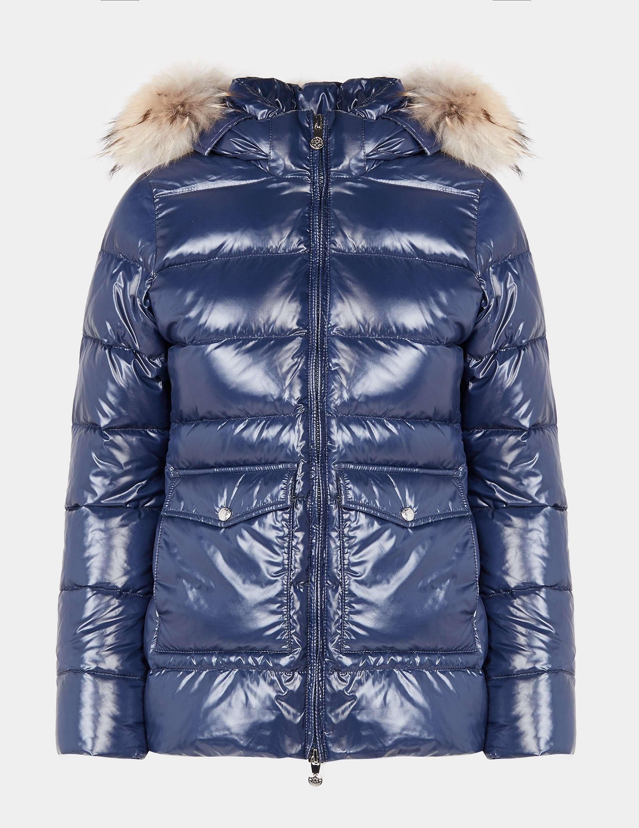 Pyrenex Authentic Shiny Jacket Tessuti