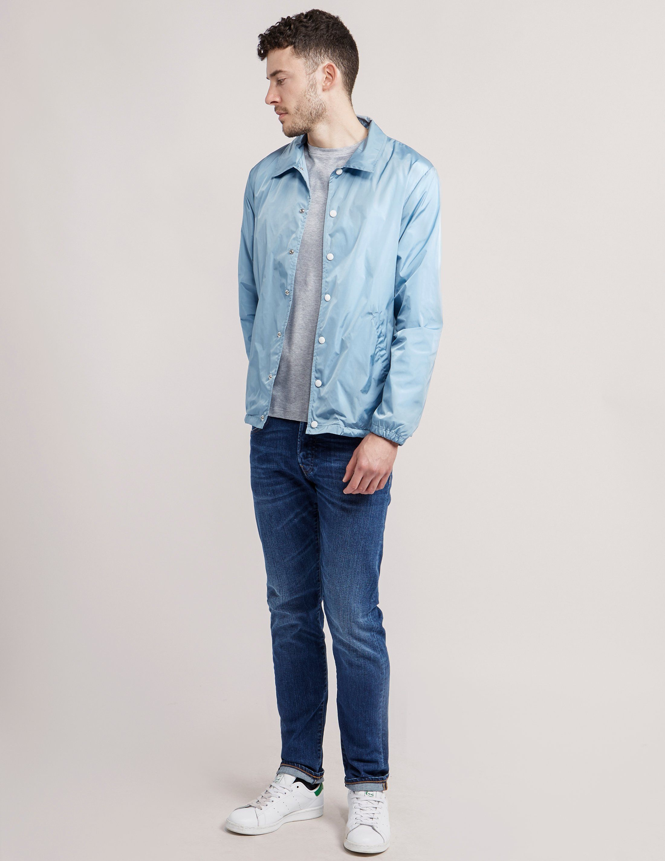 Maison Kitsune Light Windbreaker Jacket - Online Exclusive