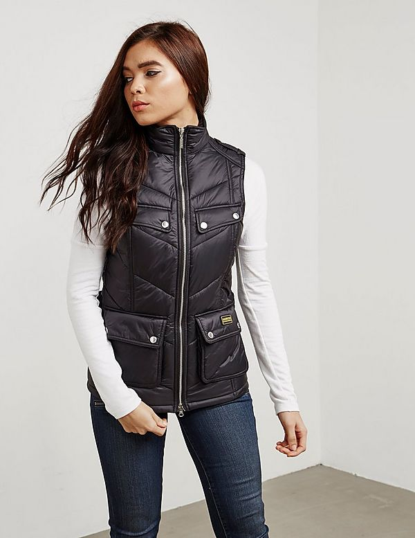 Barbour International Portree Quilted Gilet | Tessuti : barbour quilted gilet - Adamdwight.com