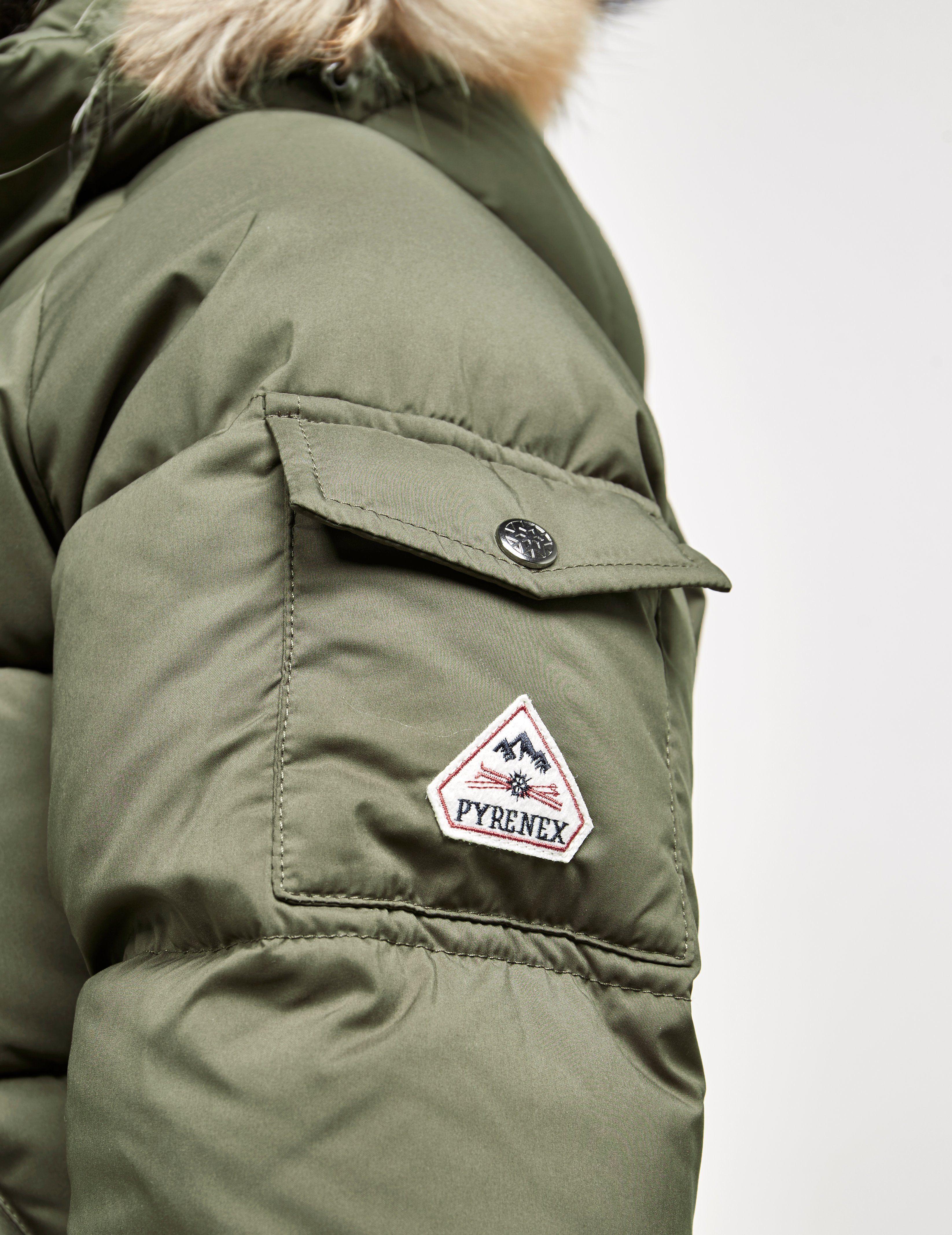 Pyrenex Aviator Padded Jacket