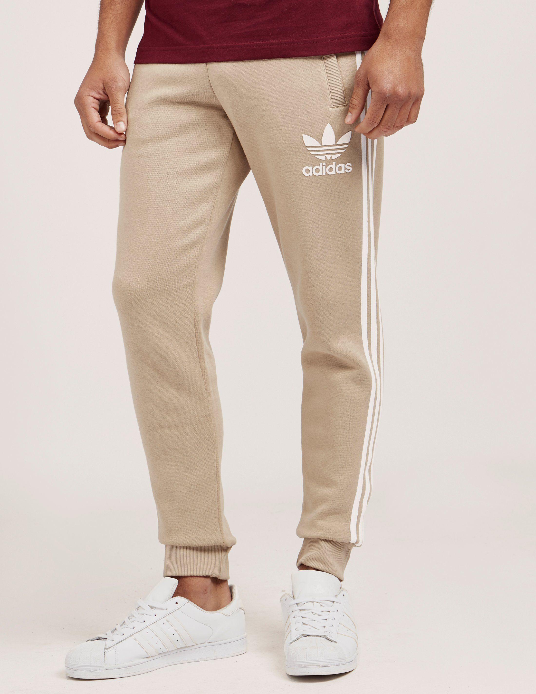 Adidas Originals California esposado pista pantalones tejidos