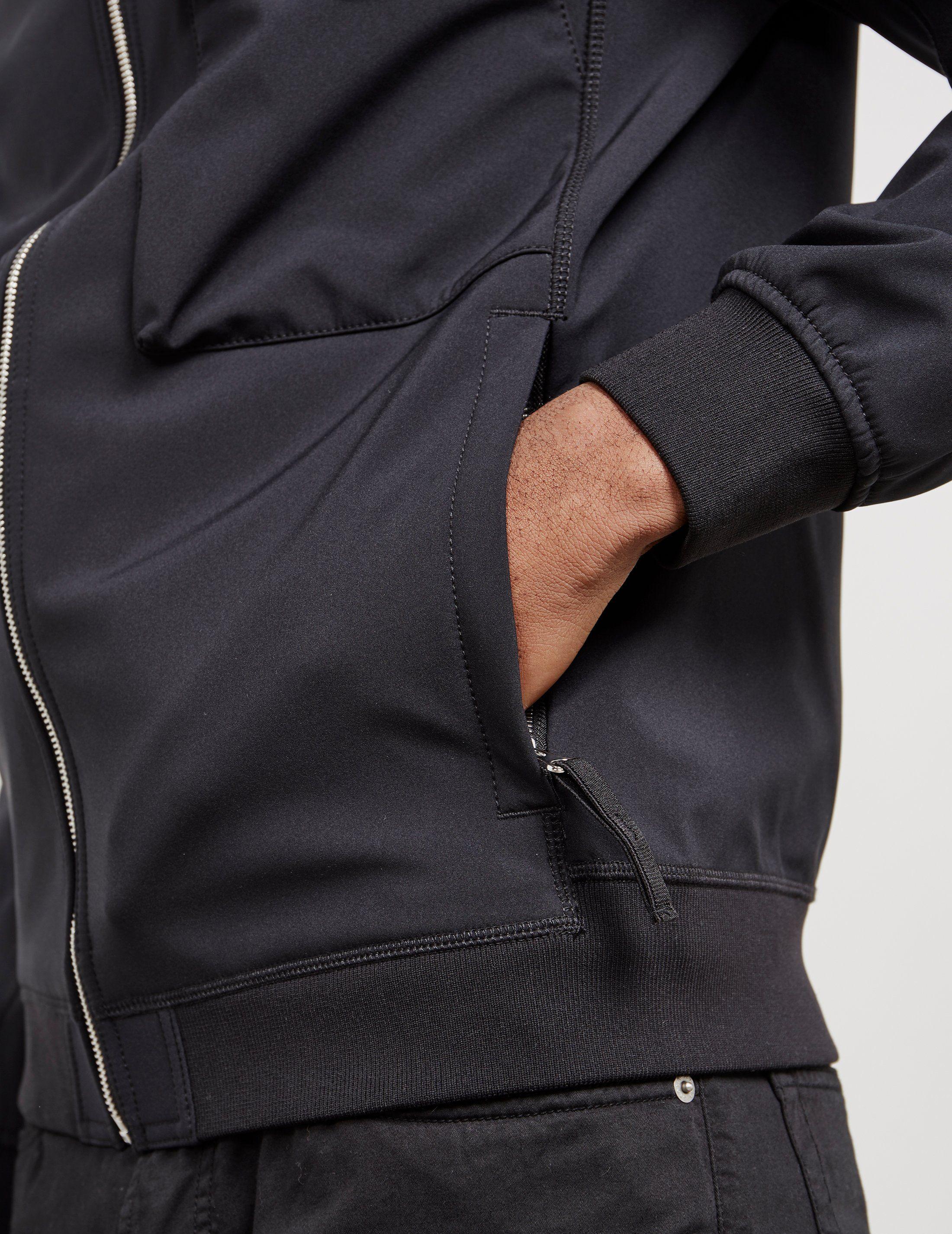 Stone Island Shell Hooded Lightweight Jacket