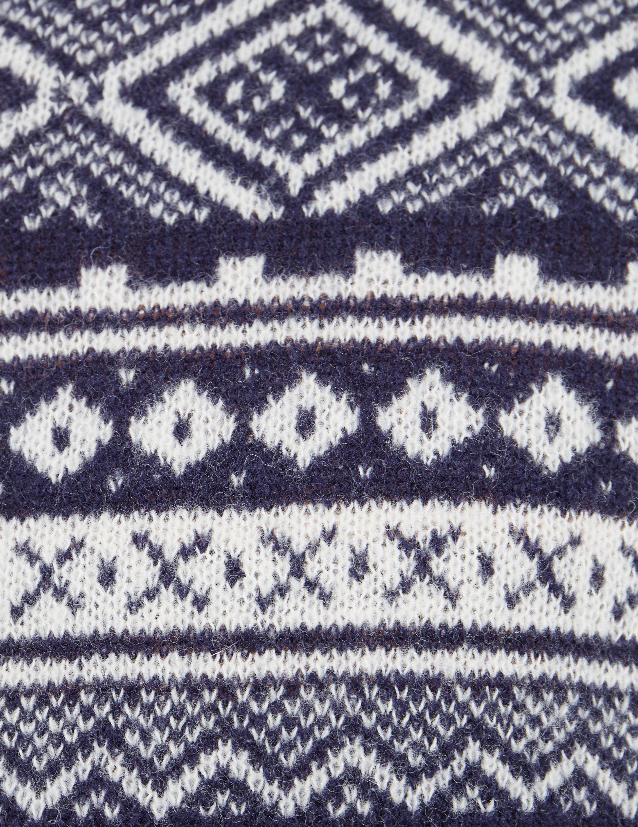 Barbour Cove Fairisle Knitted Jumper | Tessuti