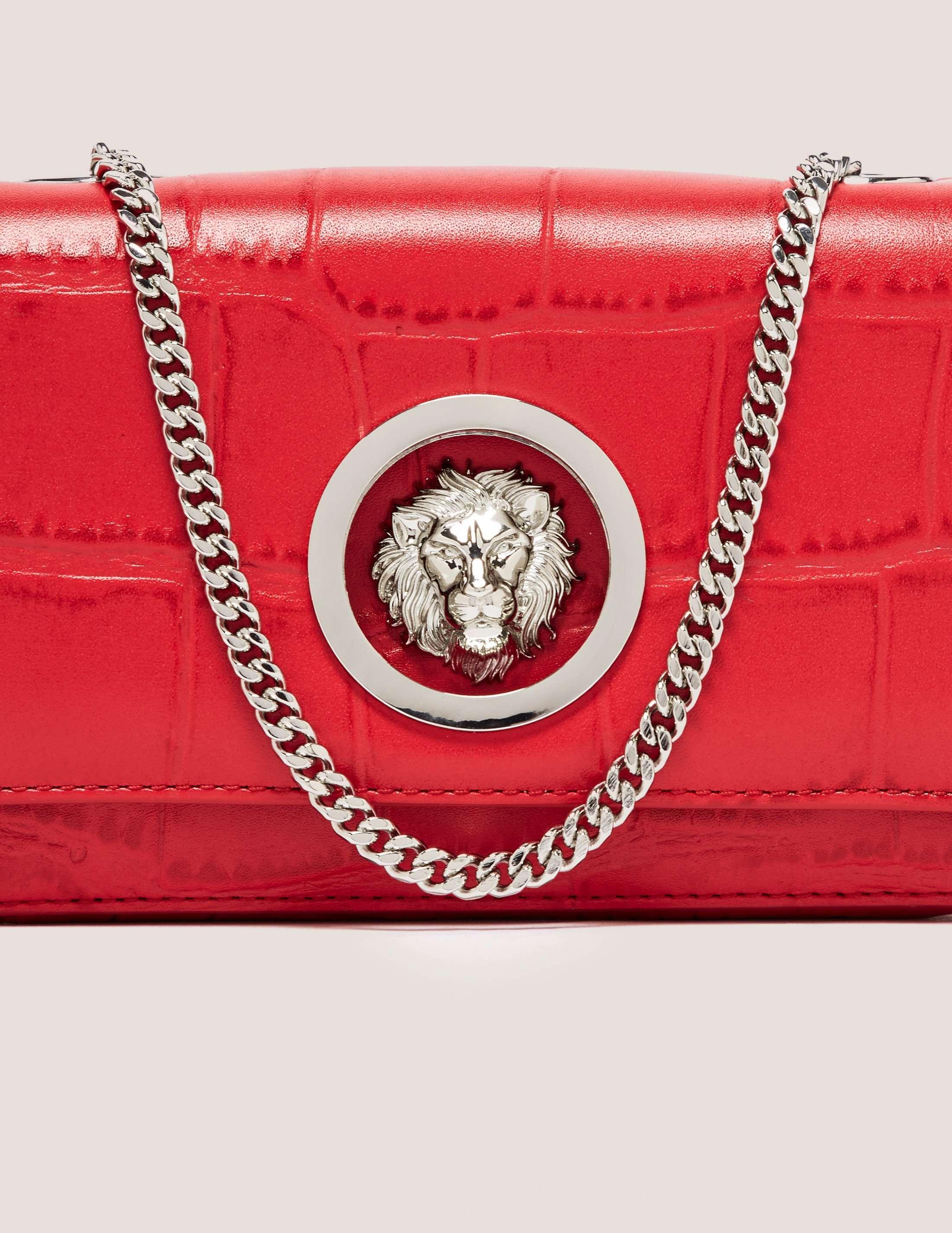 Versus Versace Lion Head Crossbody Bag