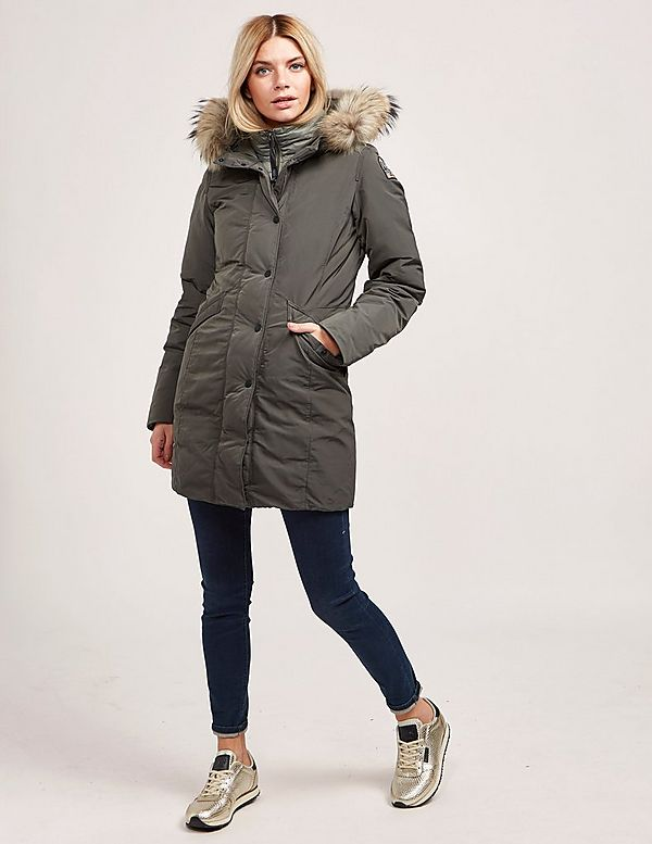parajumpers angie down coat