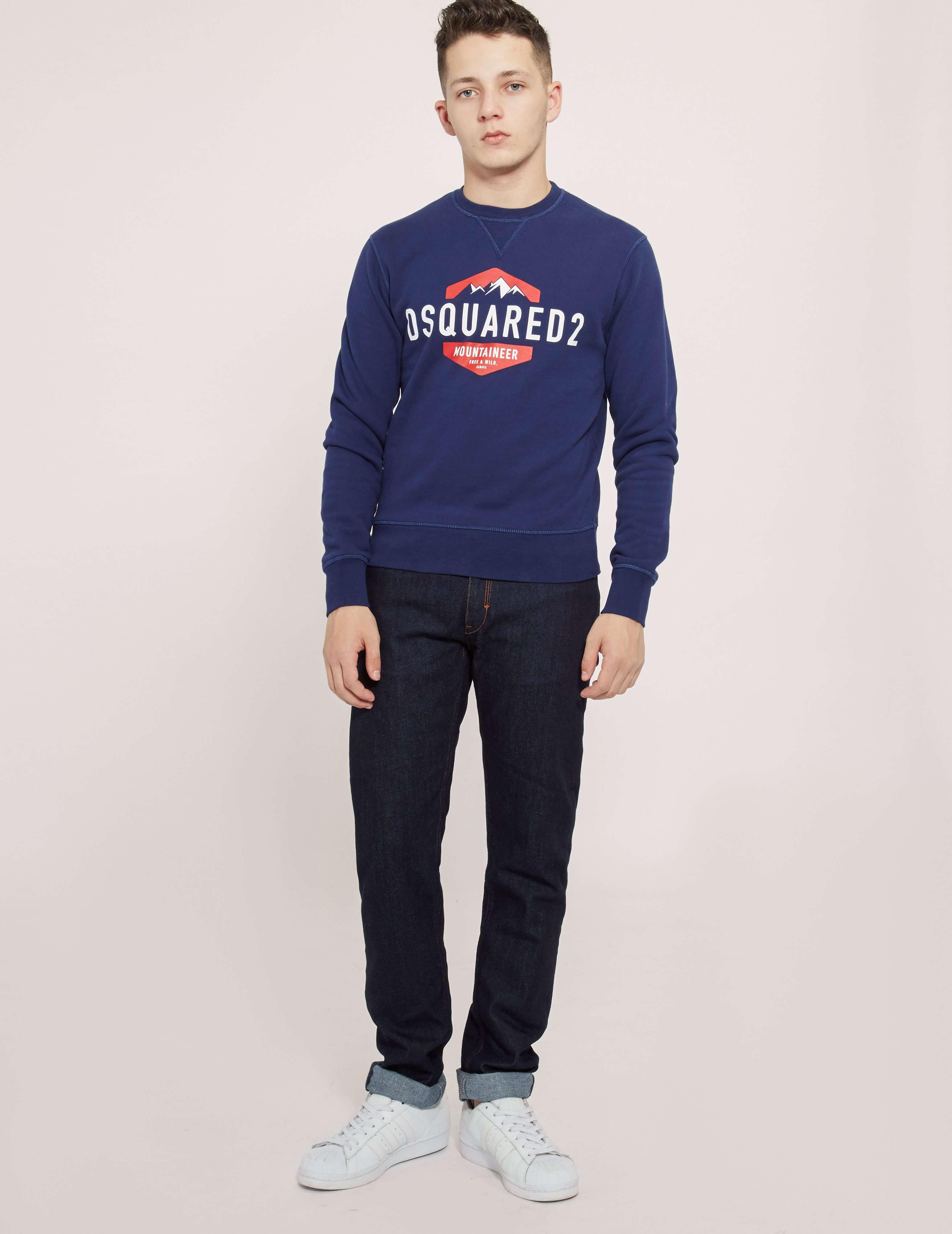 DSQUARED2 Mounaineer Sweatshirt