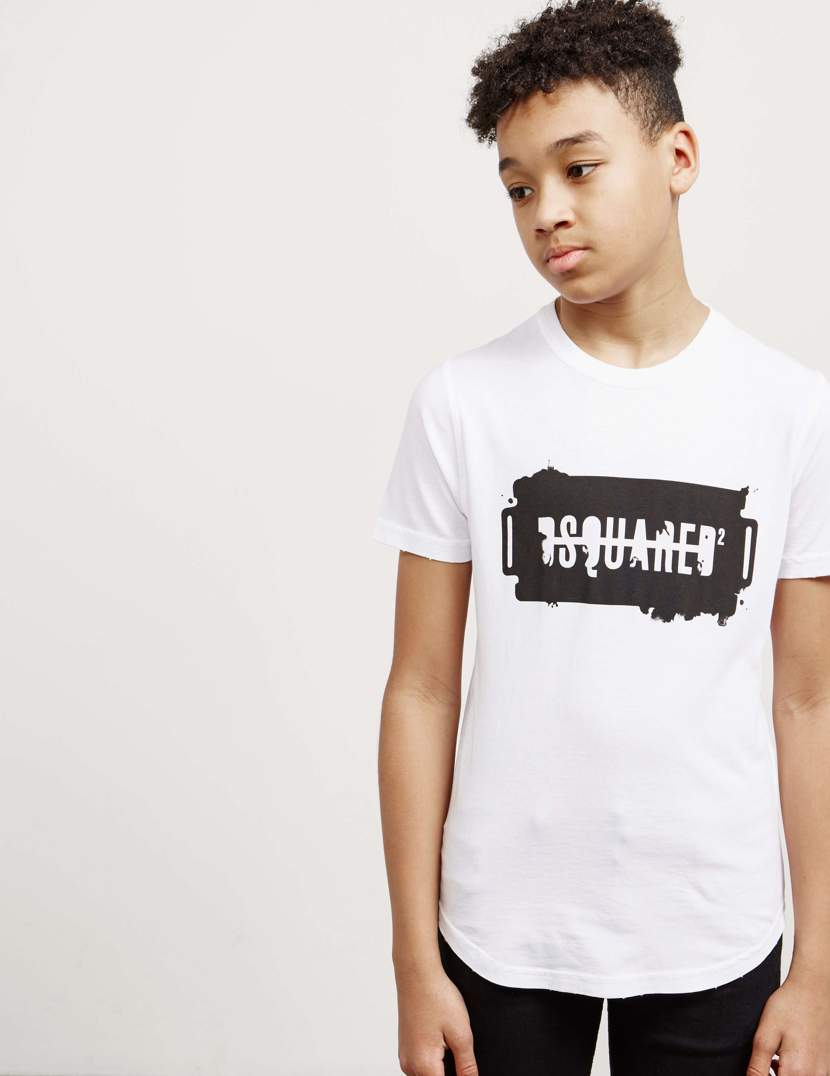 DSQUARED2 Razor Short Sleeve T-Shirt