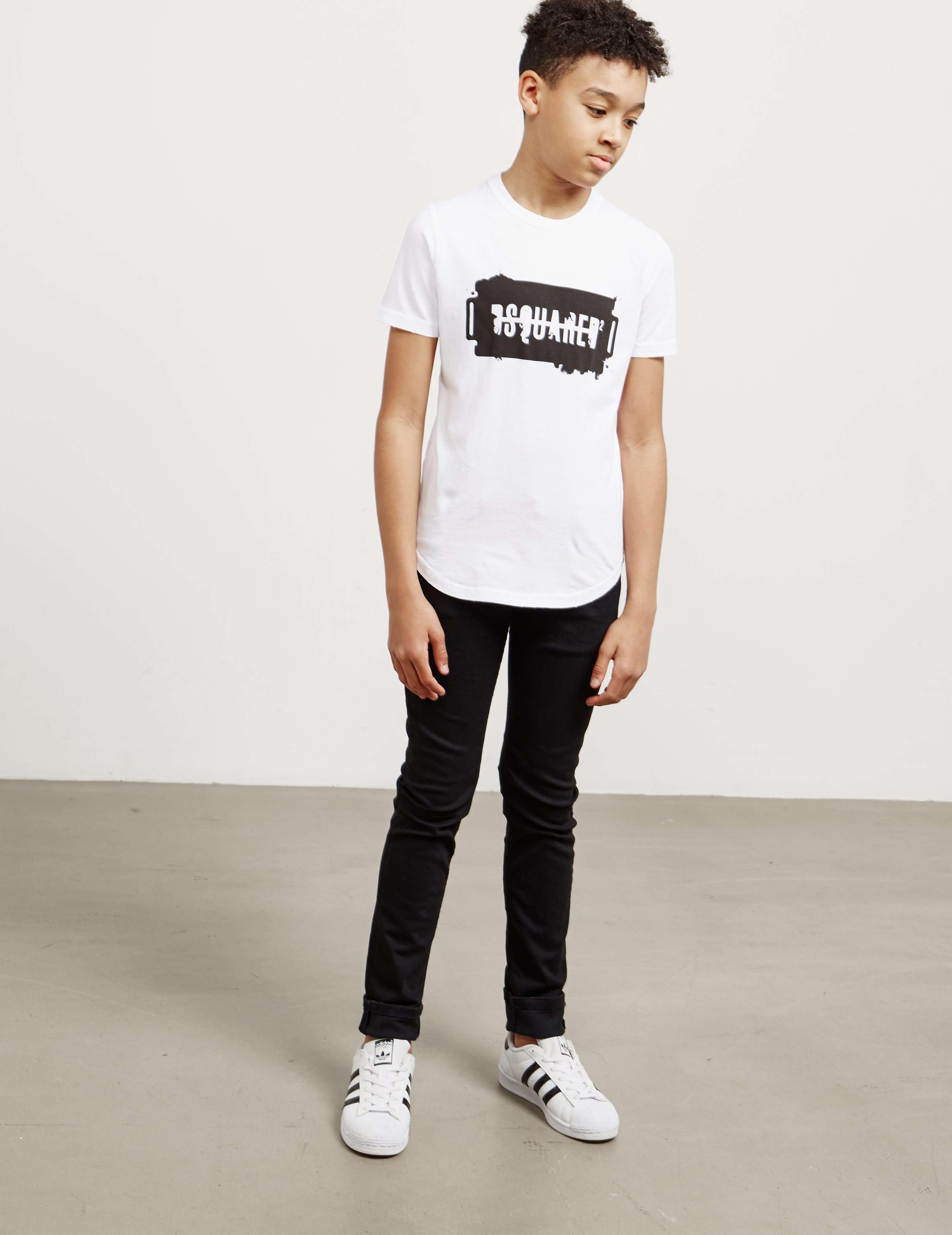 DSQUARED2 Razor Short Sleeve T-Shirt