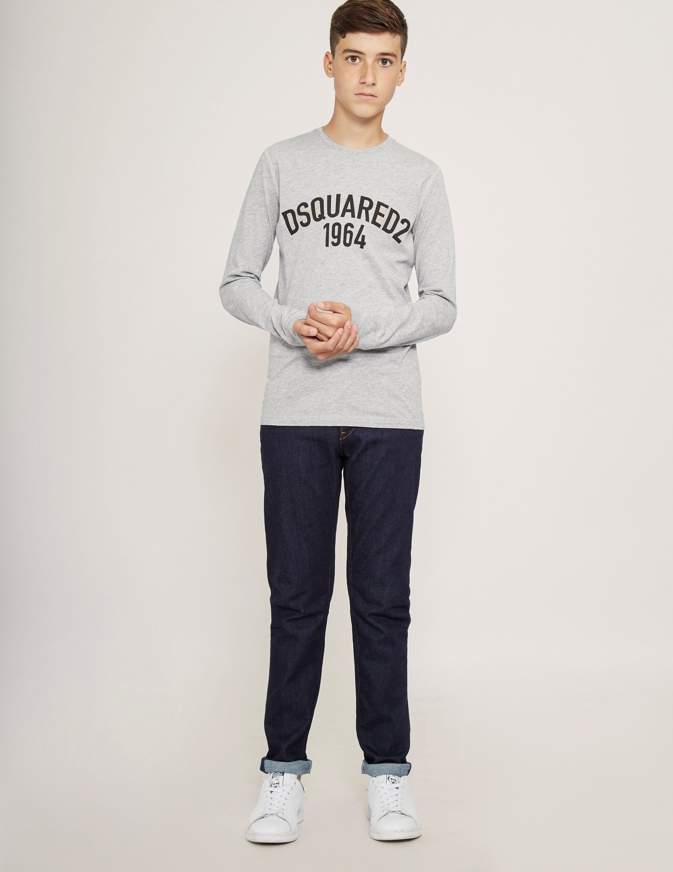 DSQUARED2 1964 Long Sleeve T-Shirt