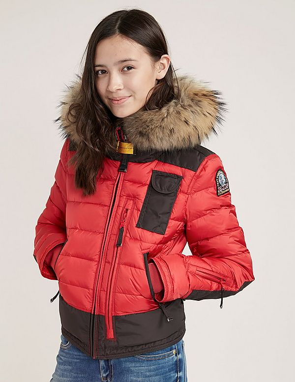 parajumpers girl jackets