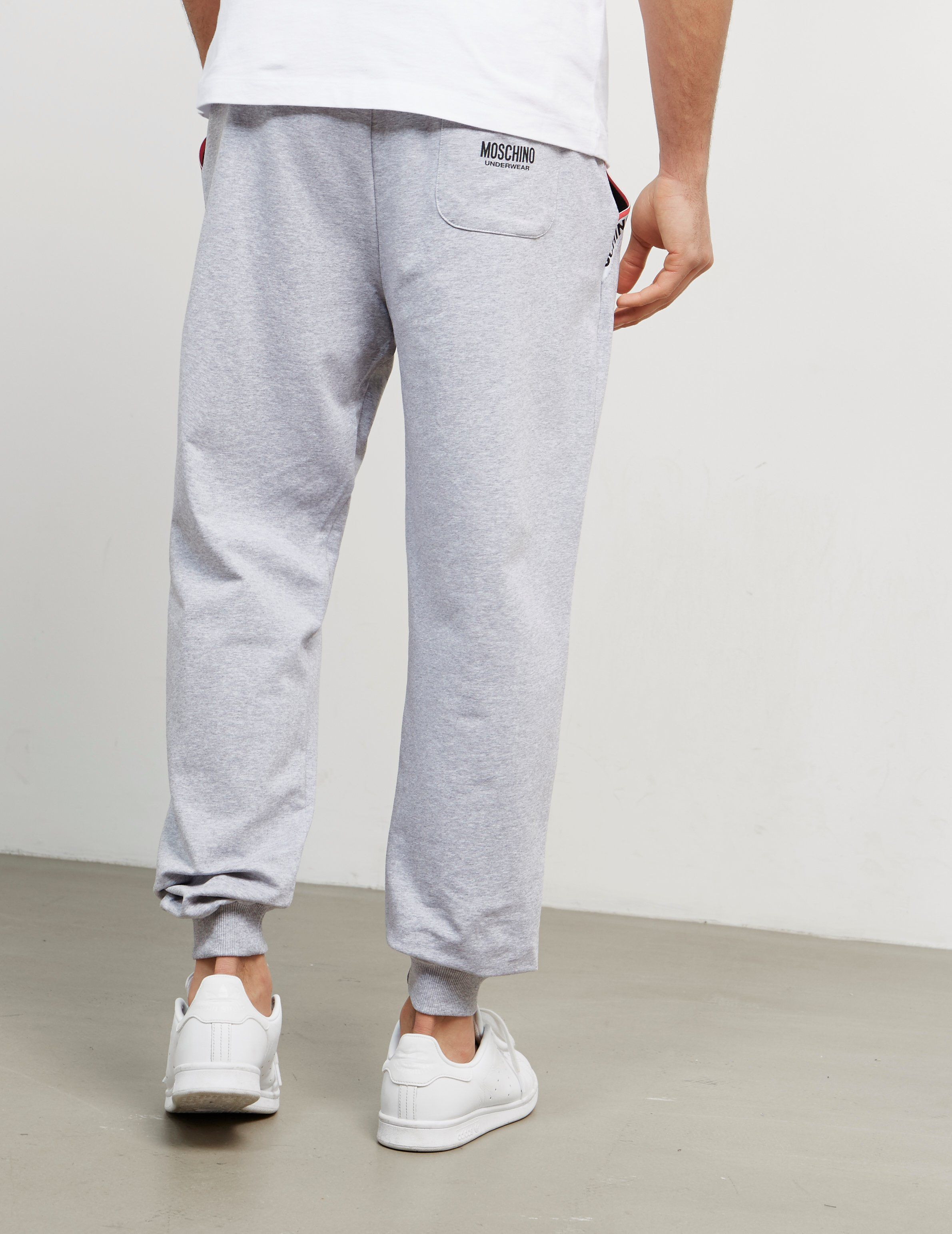 Moschino Tape Cuffed Track Pants
