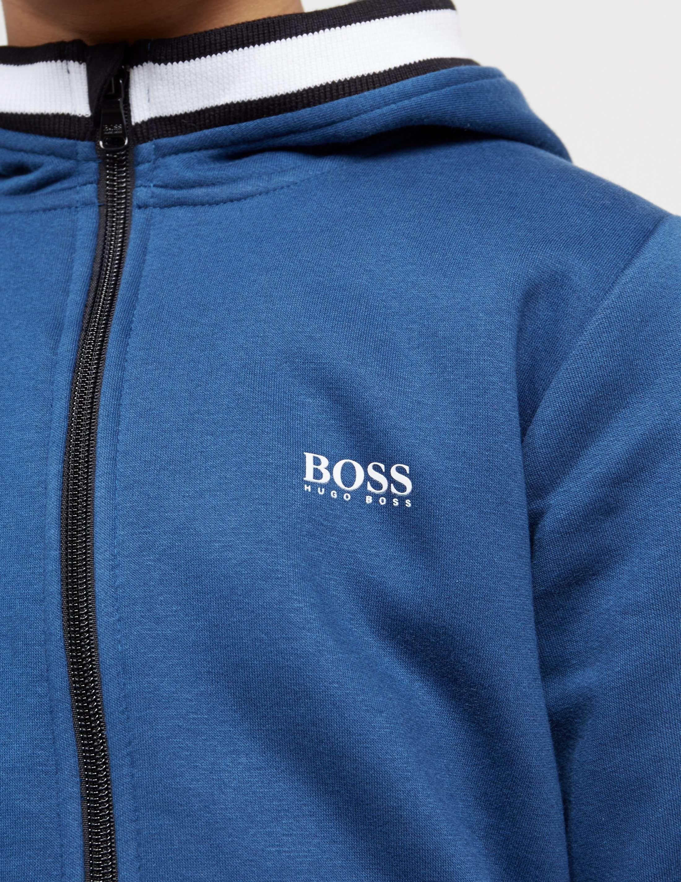 BOSS Logo Full Zip Hoody