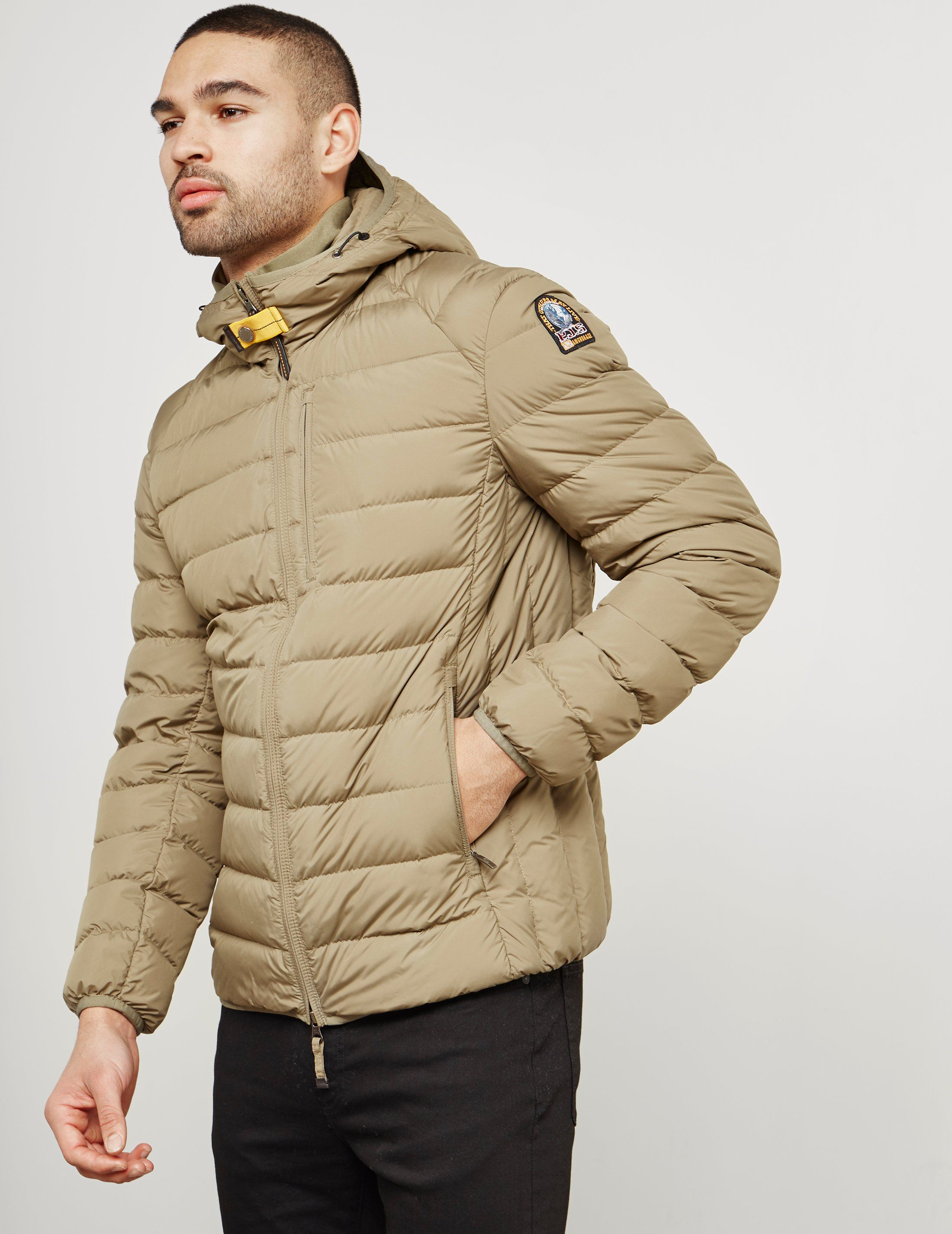 Parajumpers Last Minute Lightweight Hooded Jacket