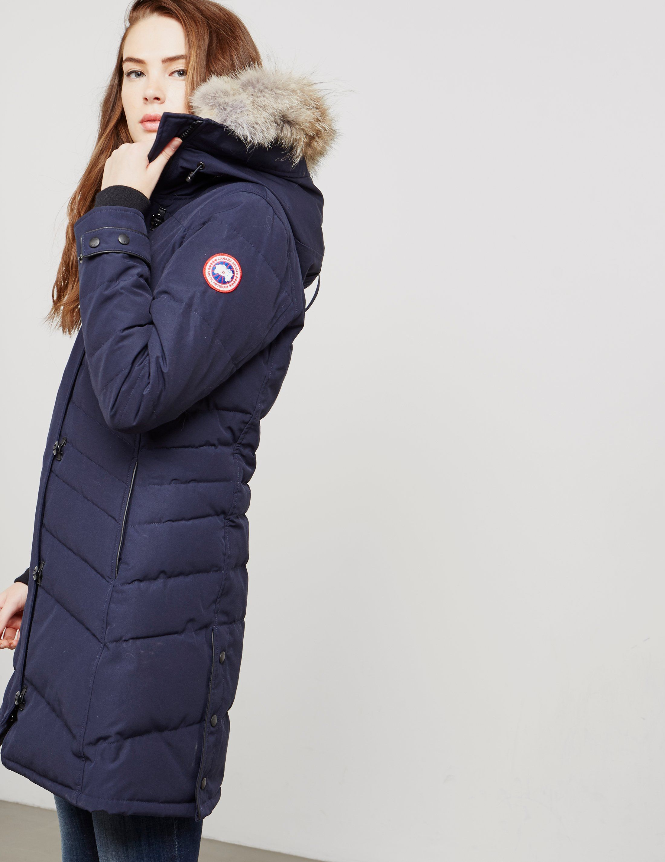 Canada Goose Lorette Padded Parka Jacket