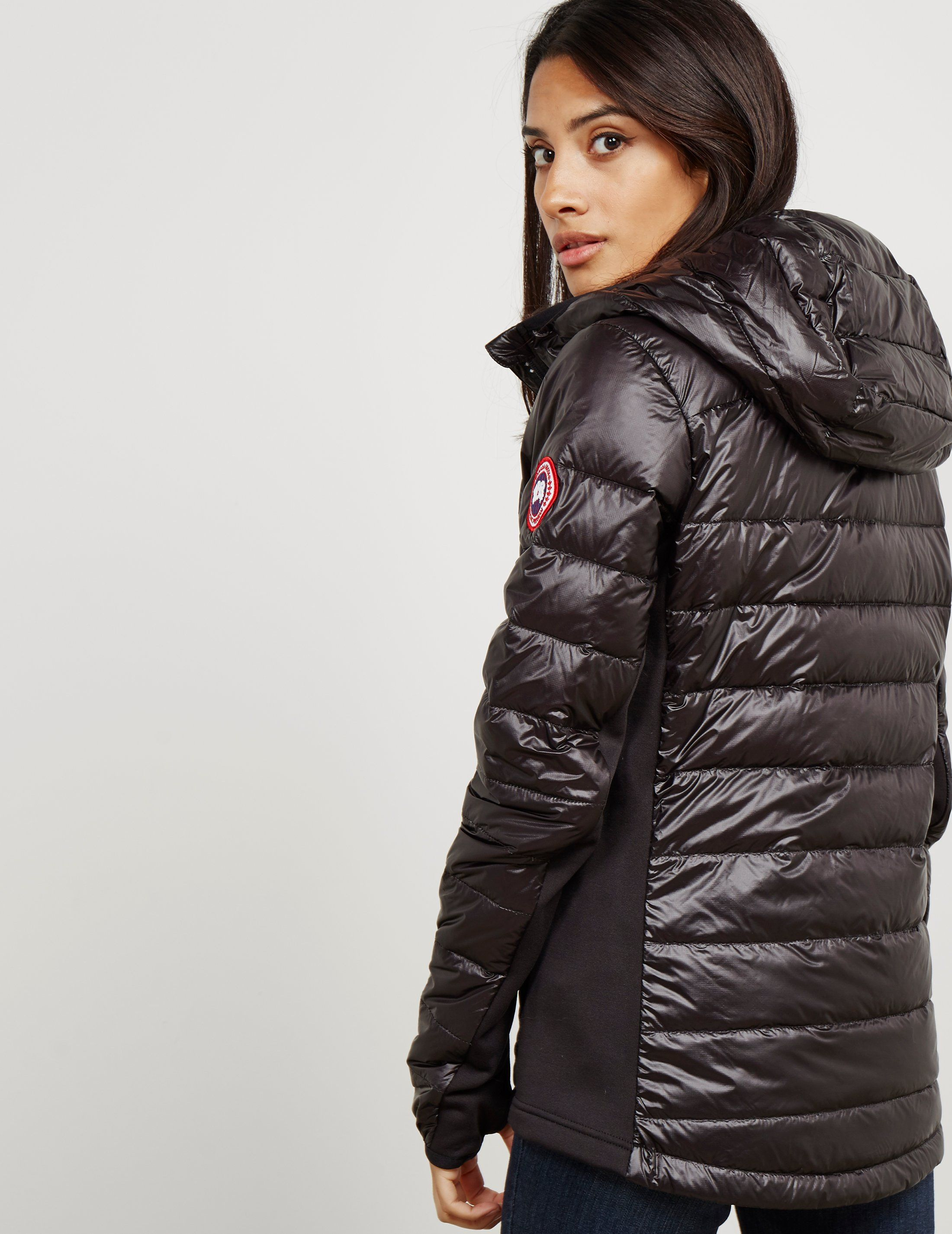 Canada Goose Hybridge Lite Hood Padded Jacket