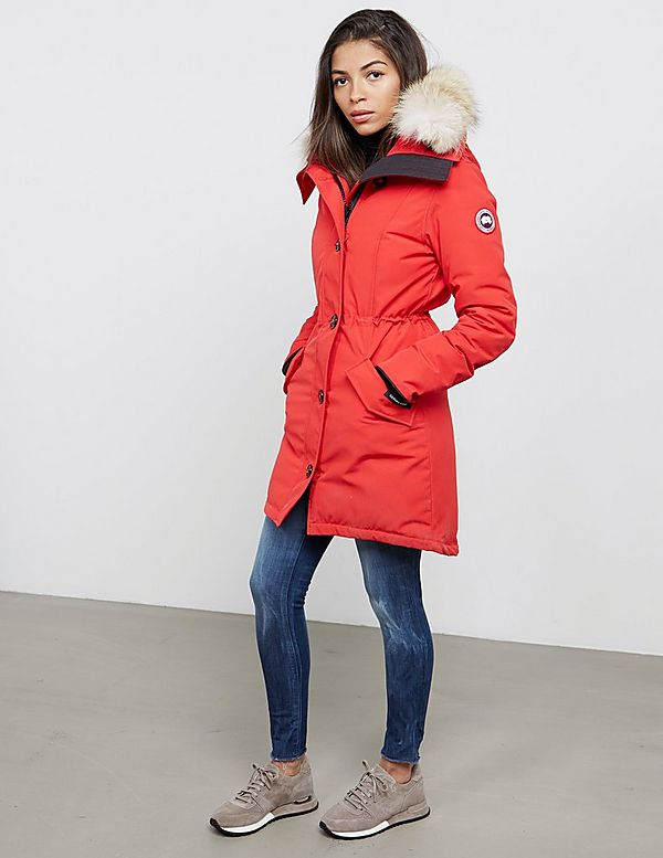 canada goose jacket rossclair