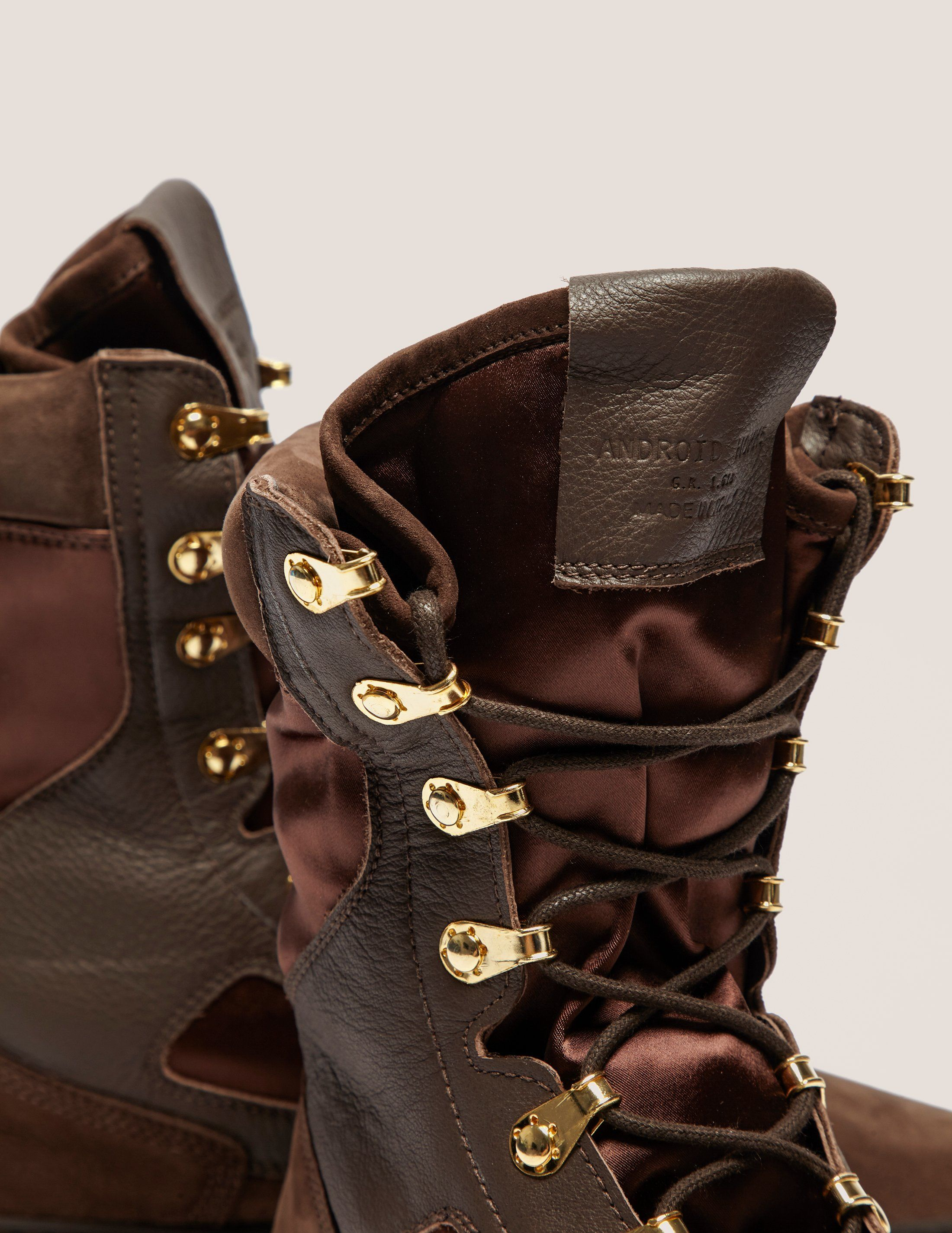 Android Homme Tactical Boot