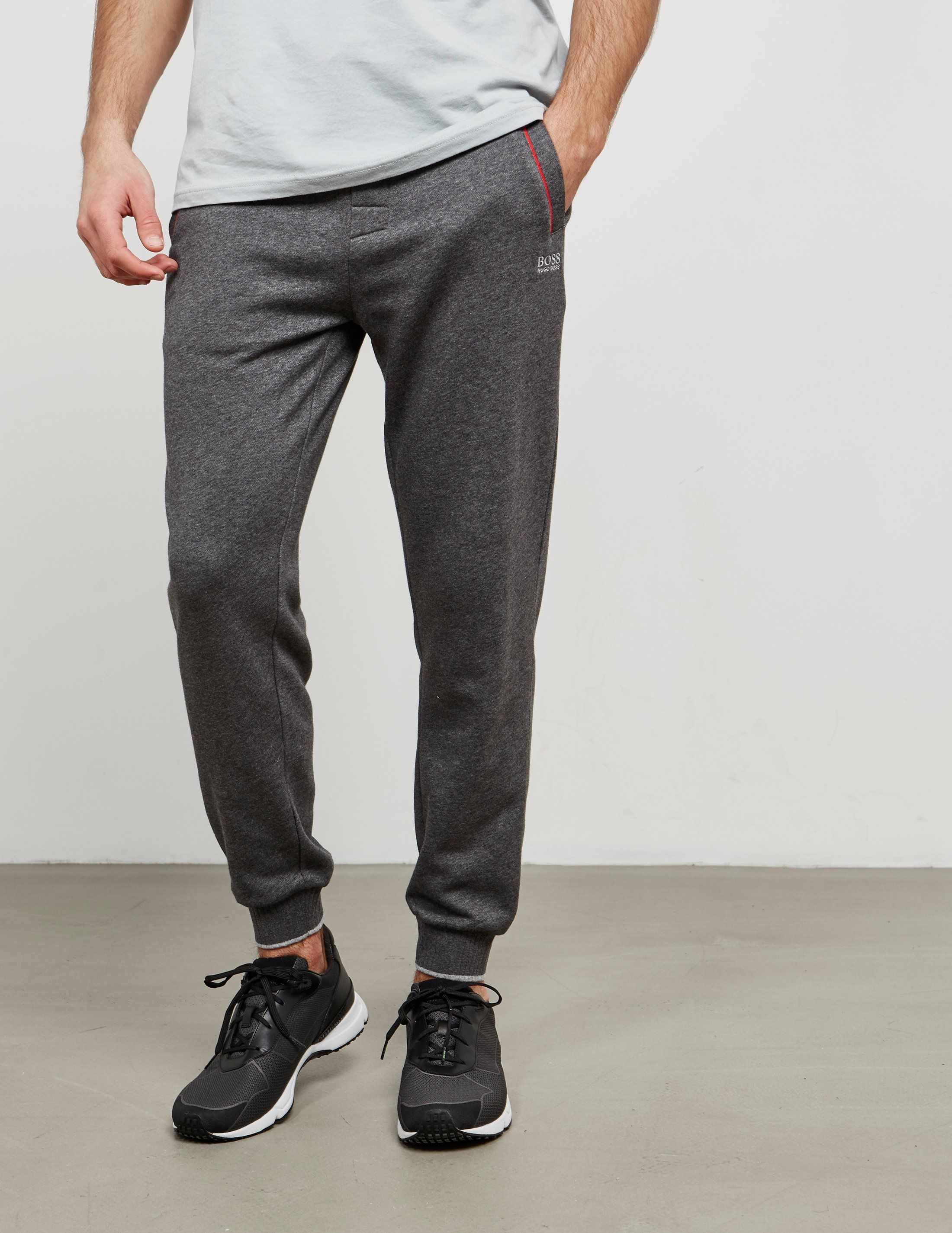 BOSS Authentic Cuffed Track Pants