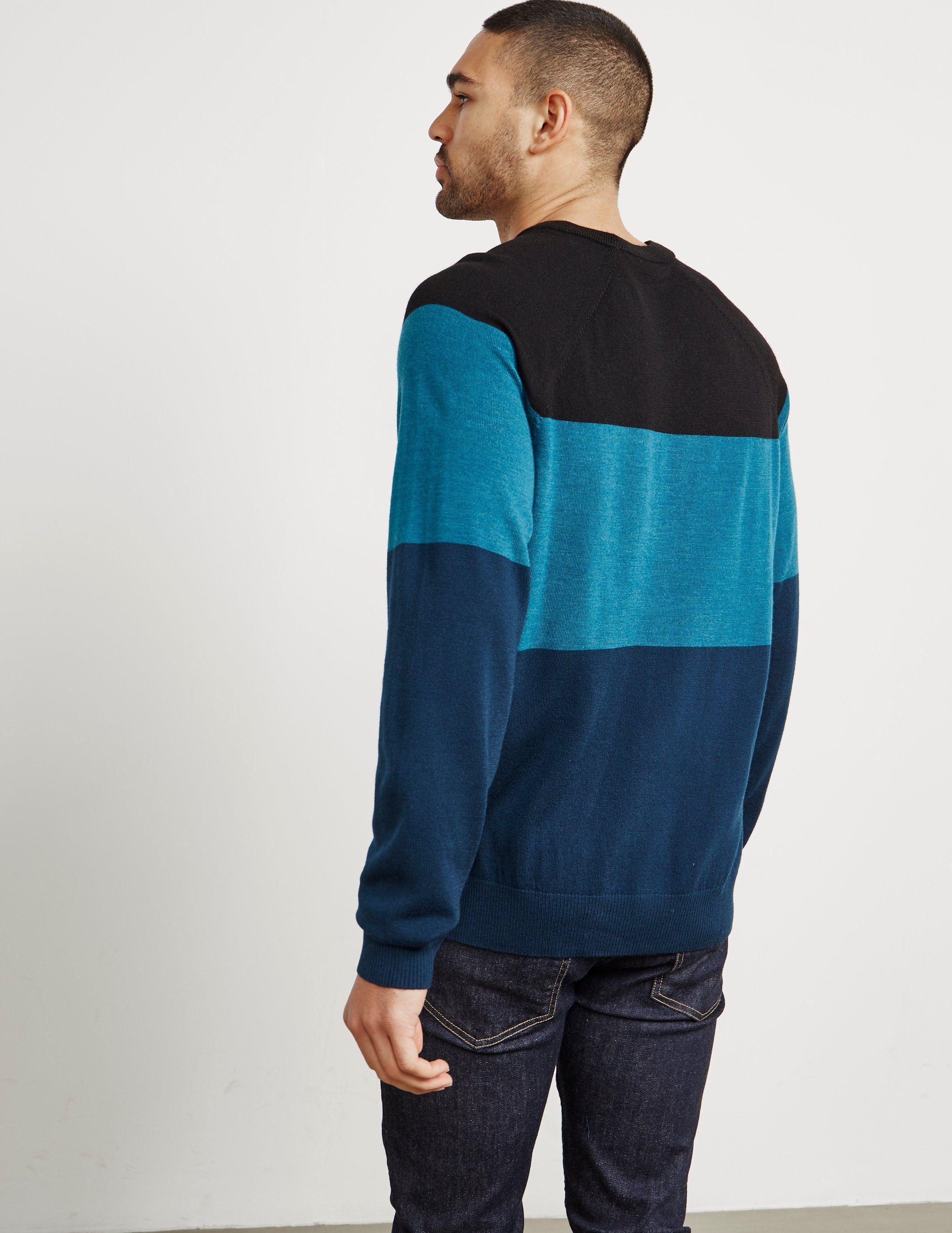 Michael Kors Block Knitted Jumper