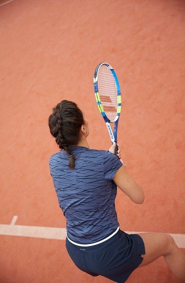 tennis schoenen en kleding