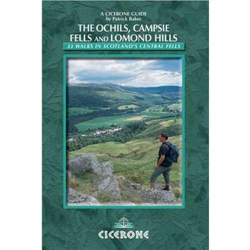 Ochils, Campsie Fells, and Lomond Hills Guide