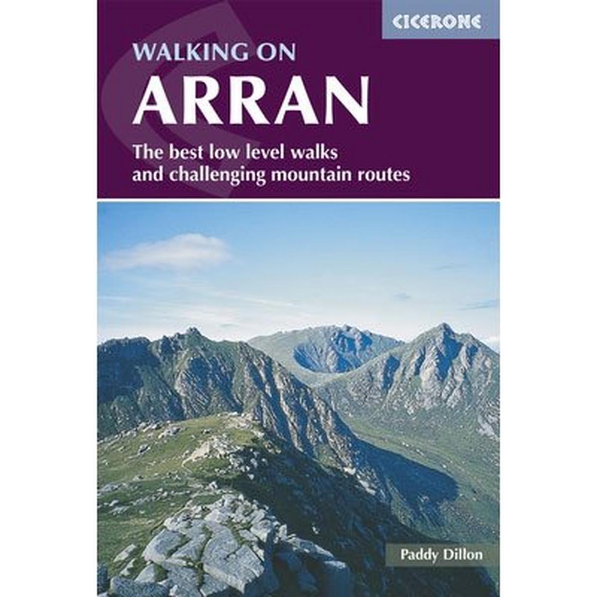 Cicerone Guide Book: Walking on Arran