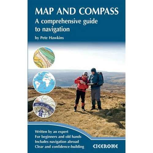 Map and Compass Instruction Book