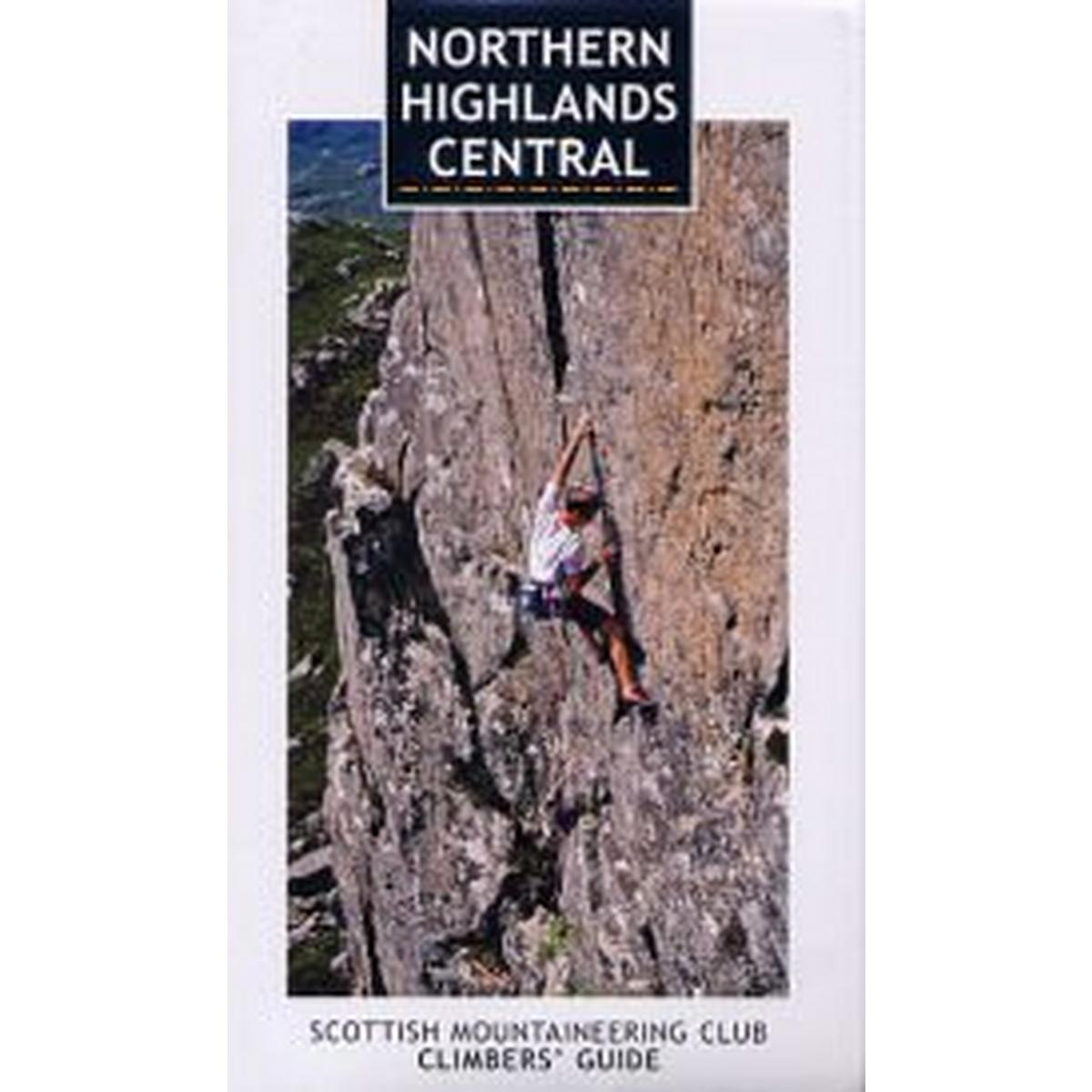 Cordee SMC Climbing Guide Book: Northern Highlands Central