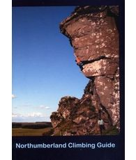 Northumberland Climbing Guide Guidebook