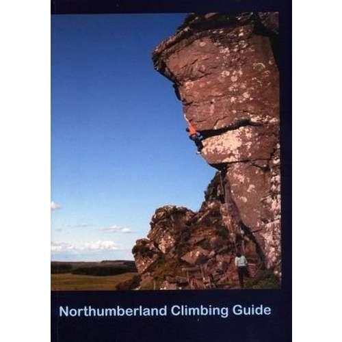 Northumberland Climbing Guide Guidebook