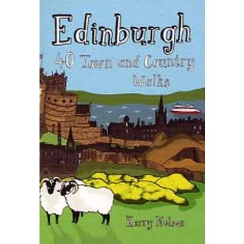 Edinburgh 40 Walks (pocket mountains)