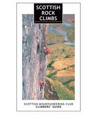 Scottish Rock Climbs Guidebook